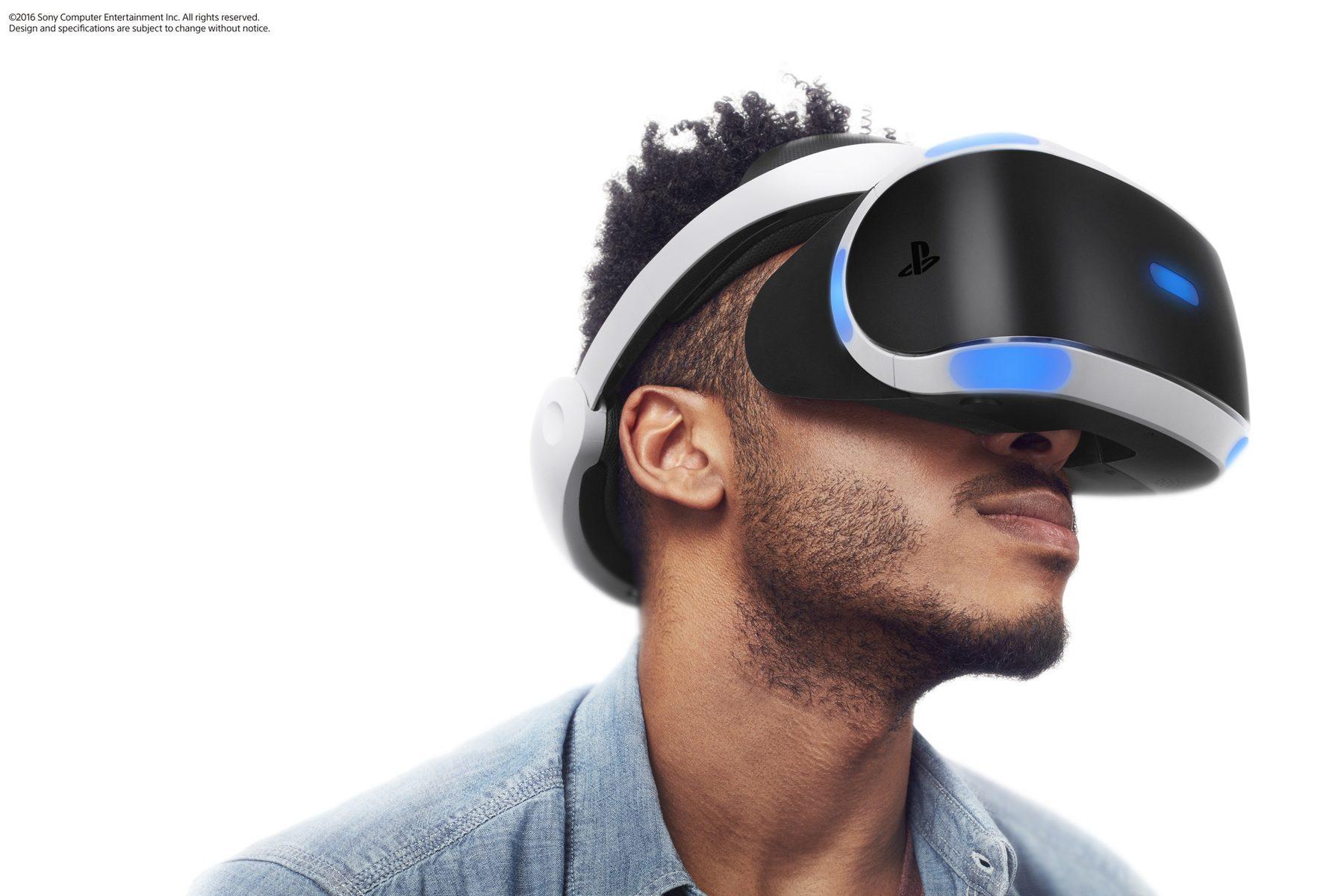 PlayStation VR až v říjnu za 11 tisíc korun 120858