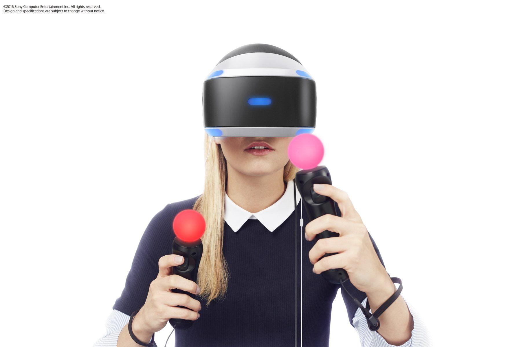 PlayStation VR až v říjnu za 11 tisíc korun 120859
