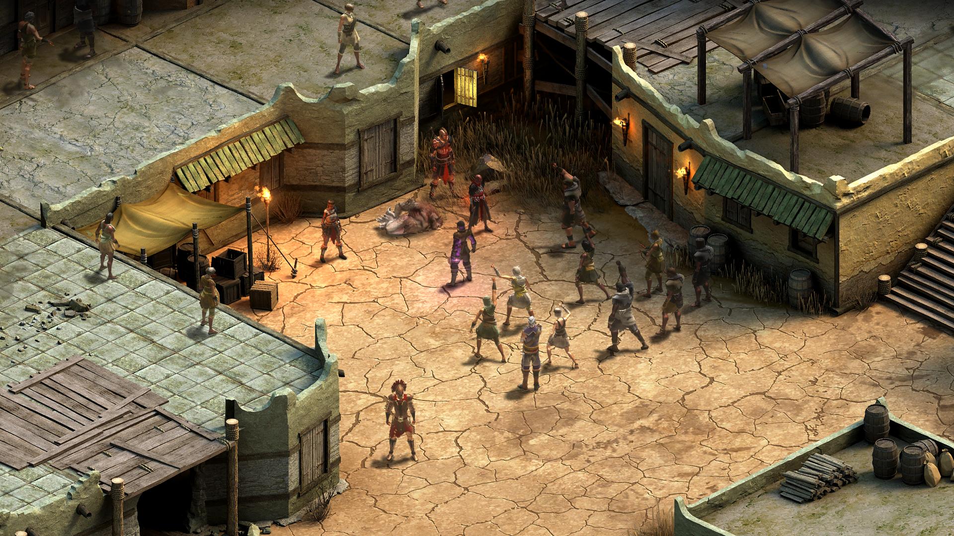 Tvůrci Pillars of Eternity oznamují nové RPG 120876