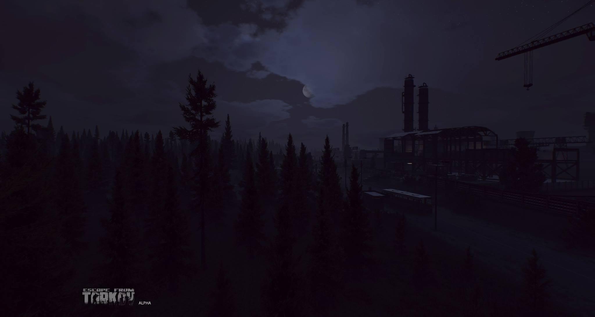 Escape from Tarkov ukazuje prostředí 120986