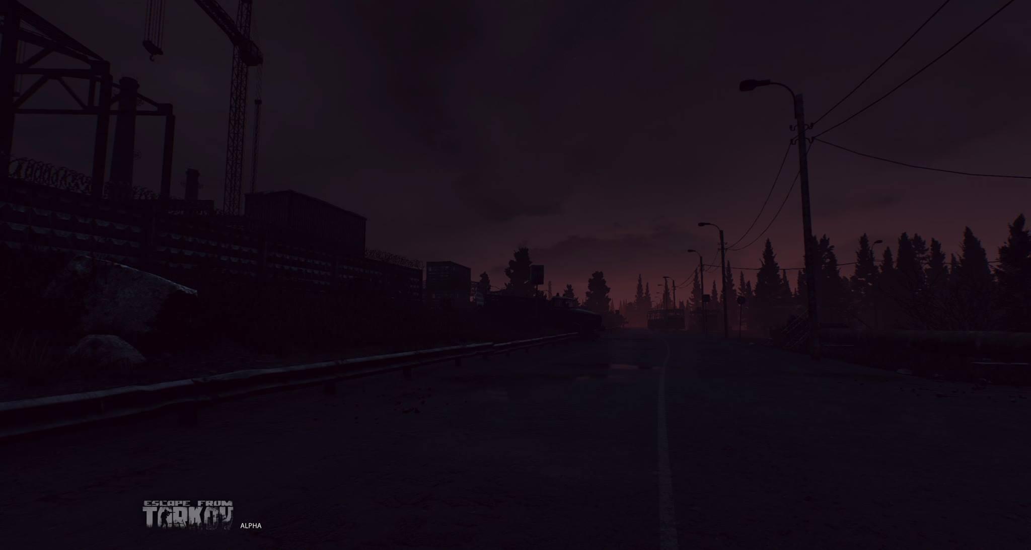Escape from Tarkov ukazuje prostředí 120989