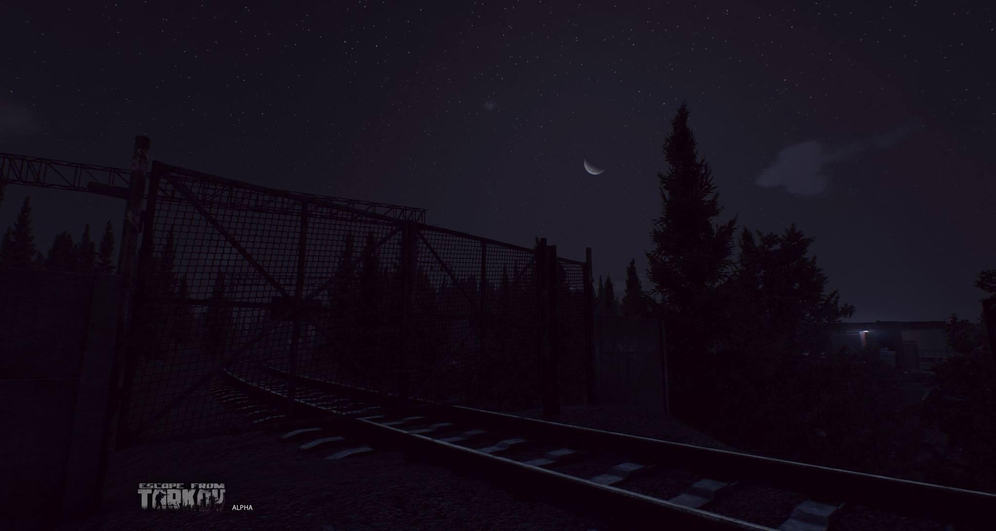 Escape from Tarkov ukazuje prostředí 120991