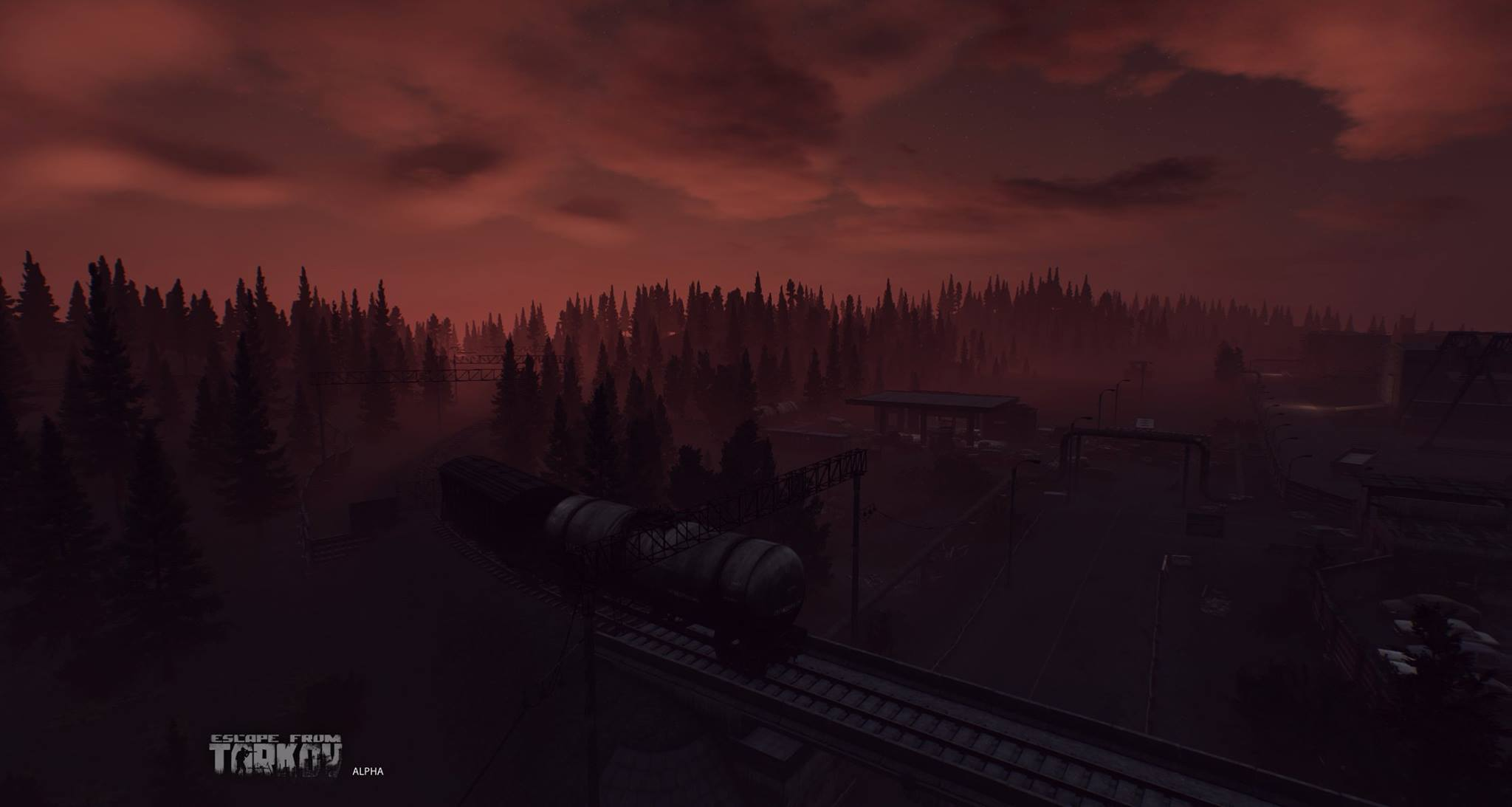 Escape from Tarkov ukazuje prostředí 121006