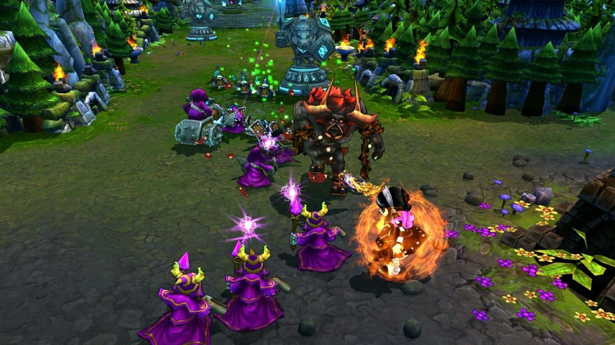 Multiplayerové hry aktuálním terčem poskytovatelů zábavy 121009