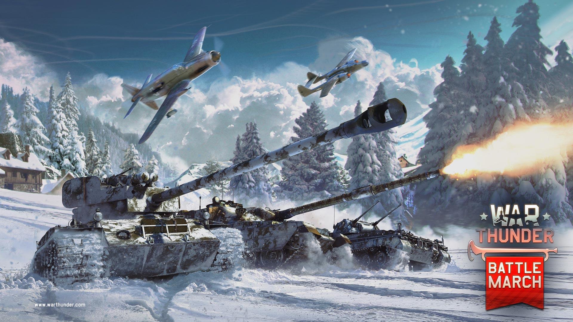 Do War Thunder přicházejí obří stroje 121024