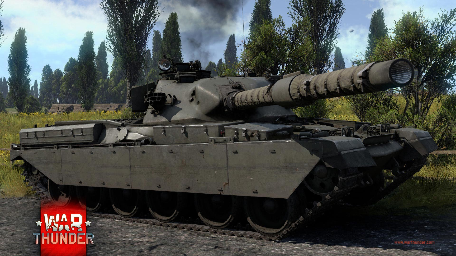 Do War Thunder přicházejí obří stroje 121025