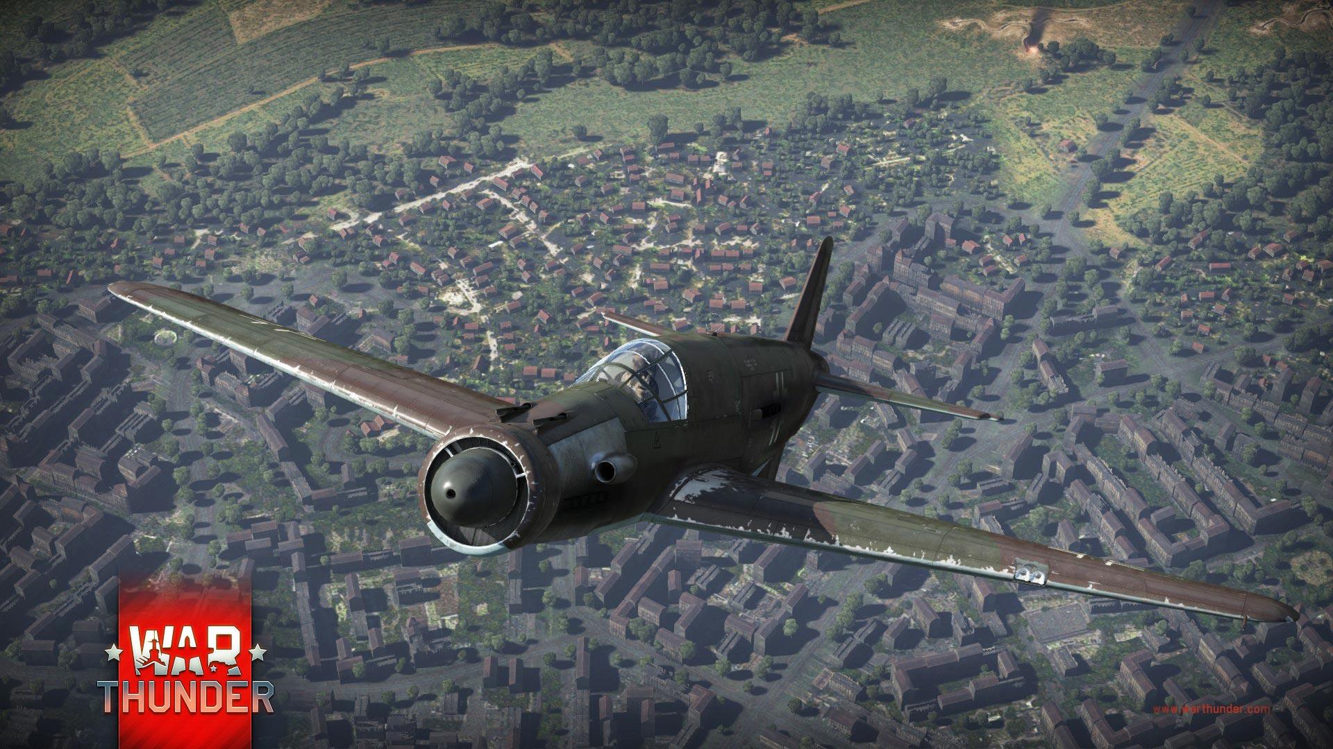 Do War Thunder přicházejí obří stroje 121026