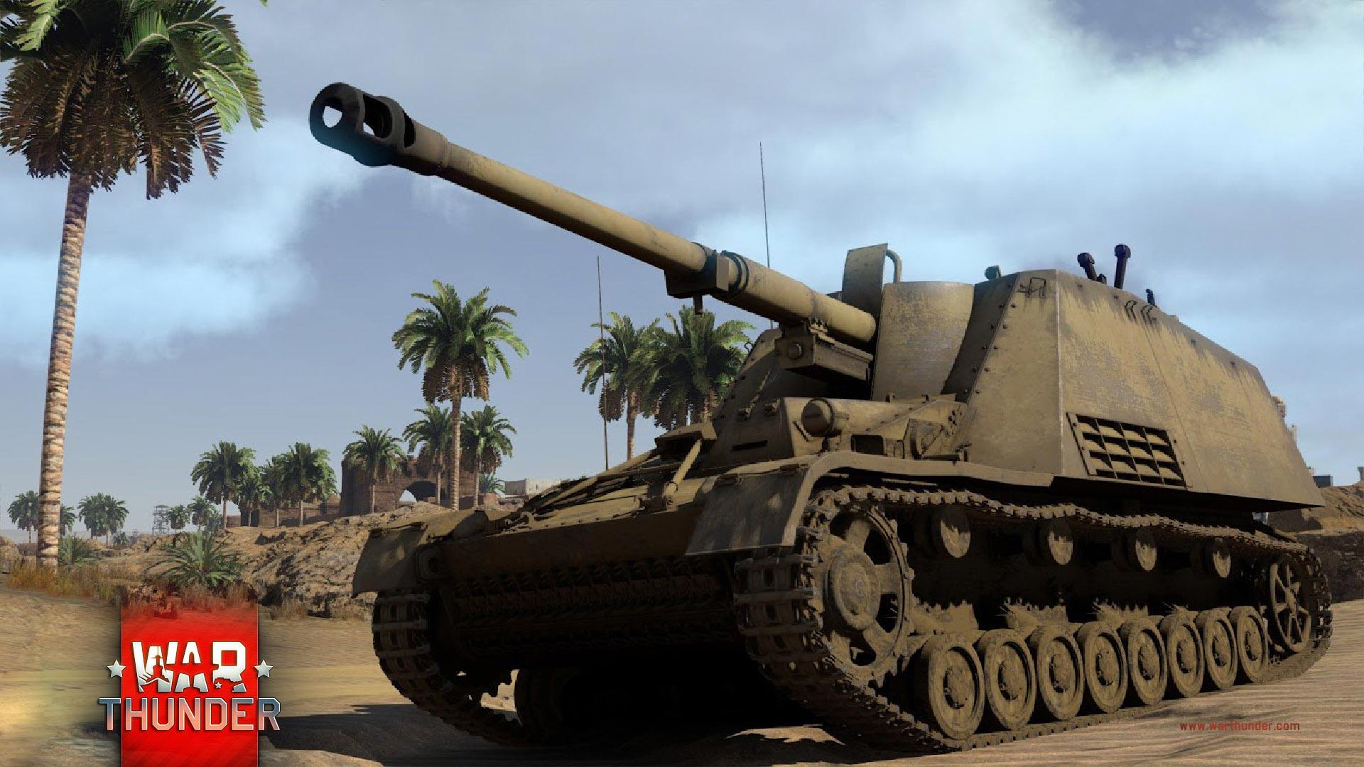 Do War Thunder přicházejí obří stroje 121031