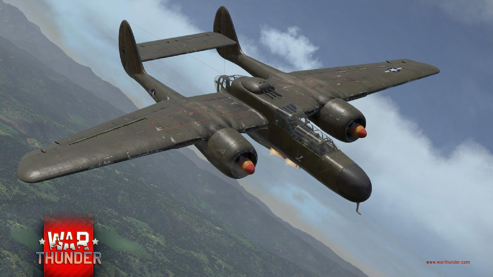 Do War Thunder přicházejí obří stroje 121032
