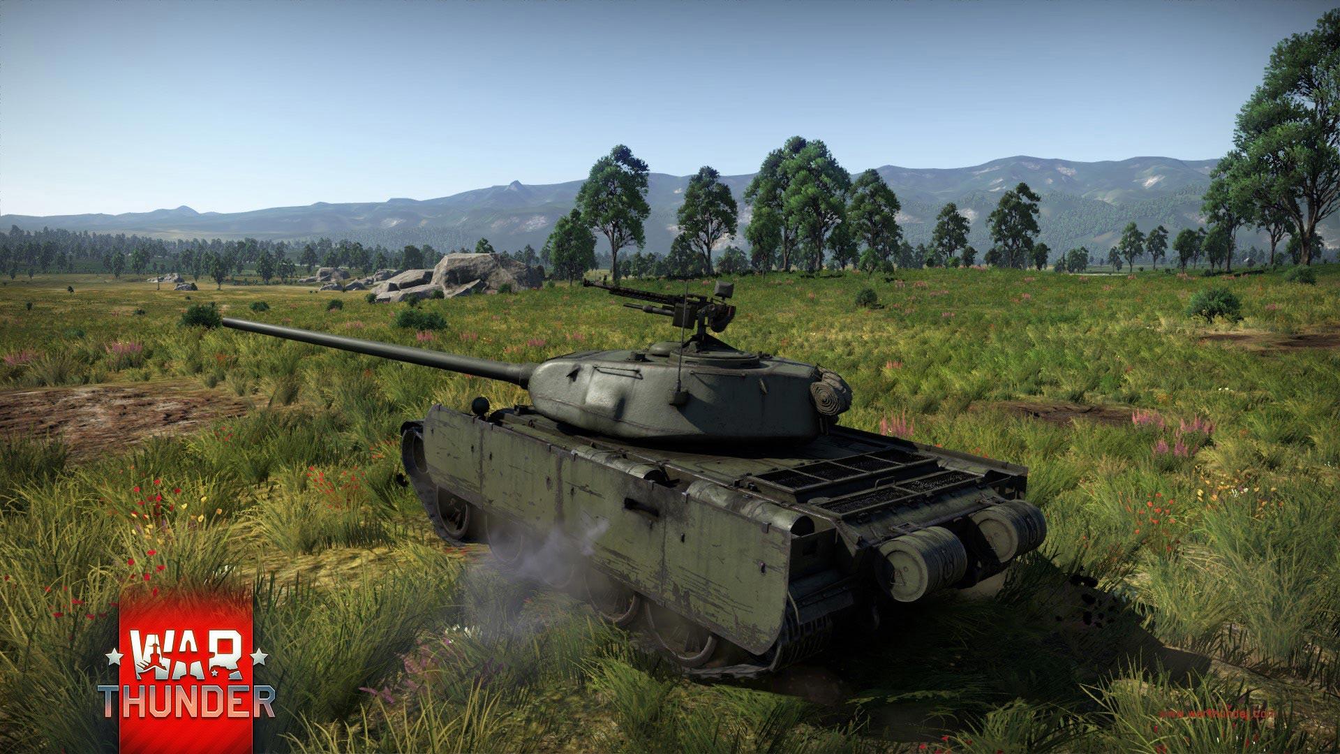 Do War Thunder přicházejí obří stroje 121035
