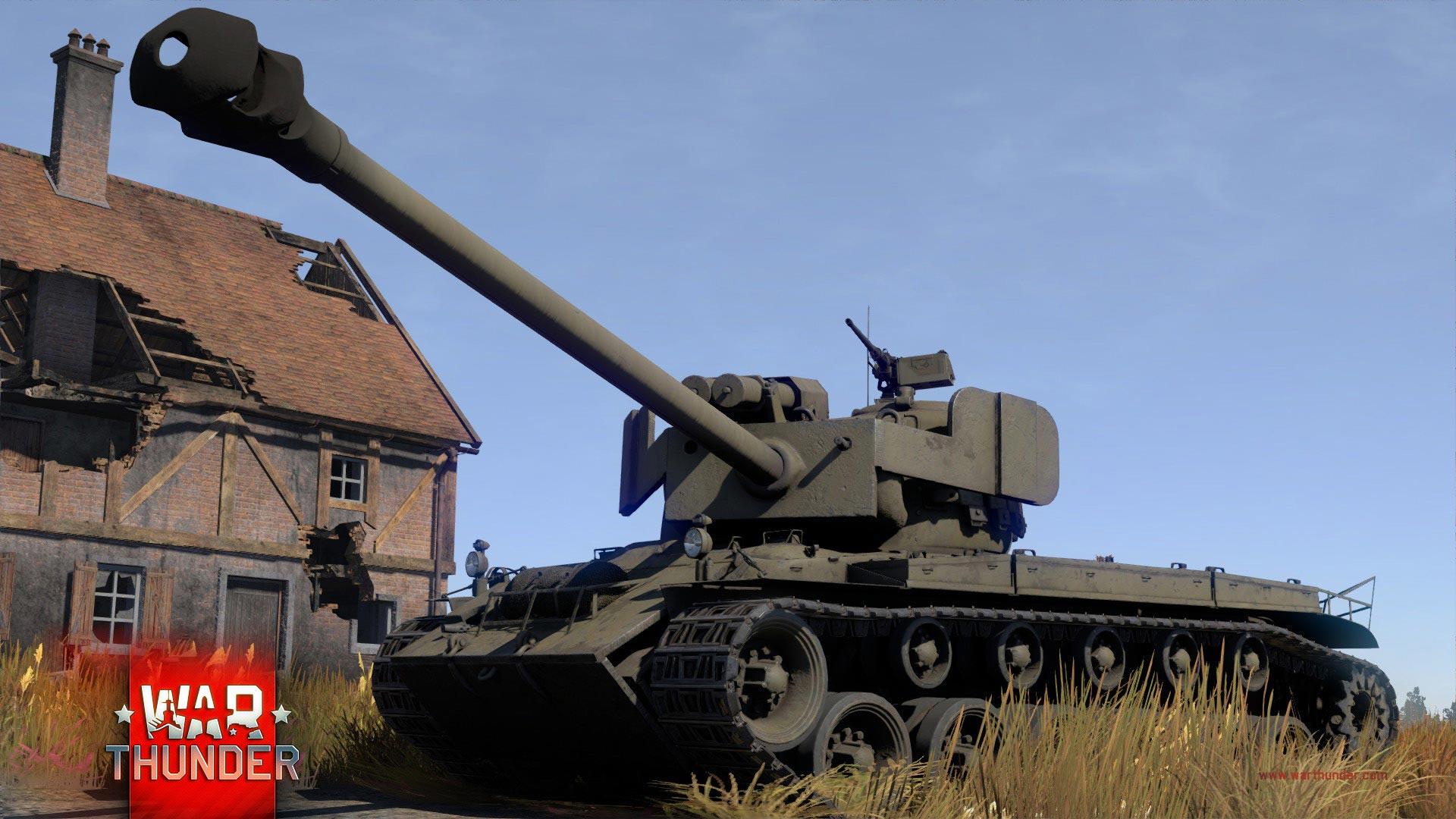 Do War Thunder přicházejí obří stroje 121036
