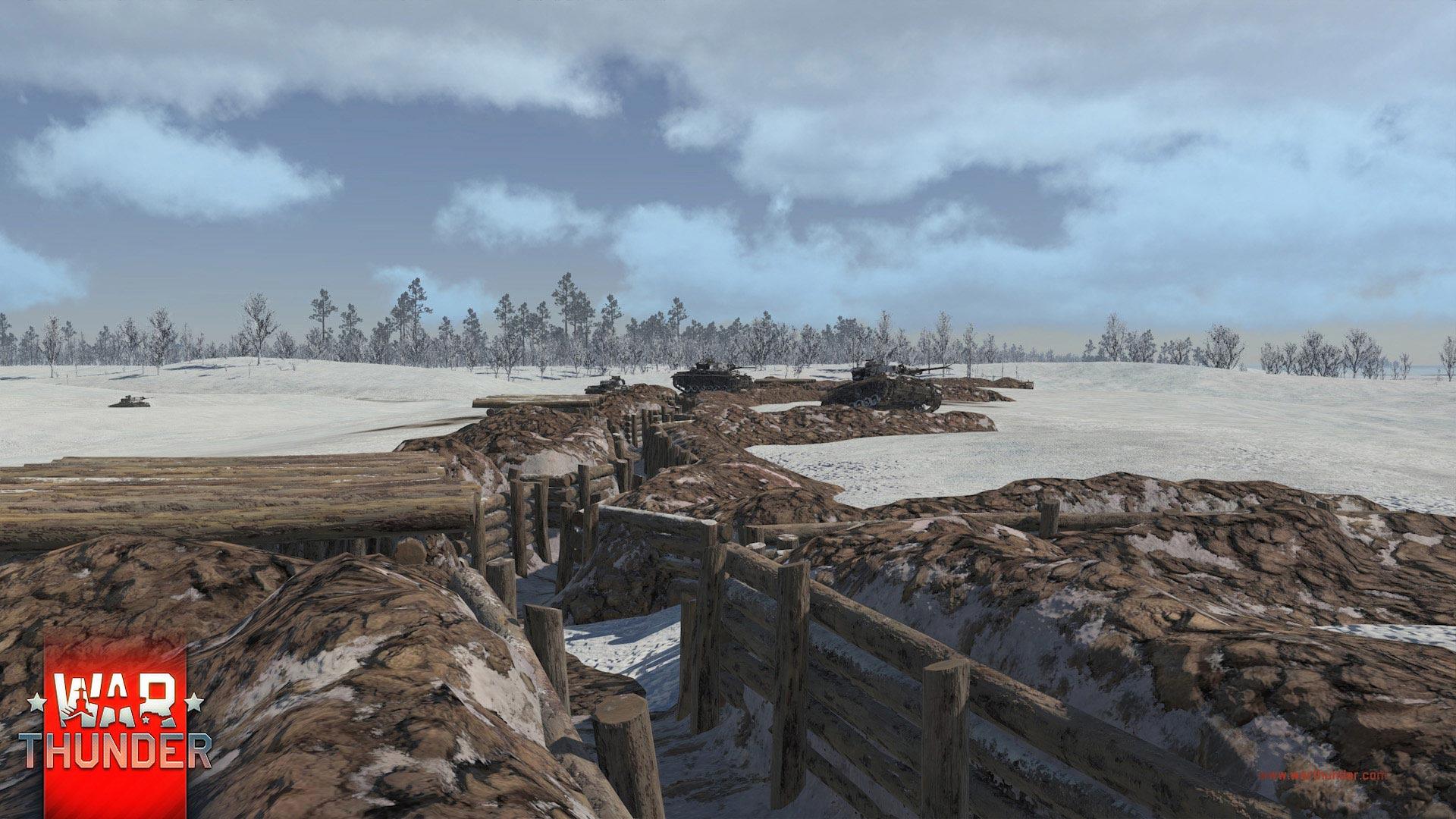 Do War Thunder přicházejí obří stroje 121038