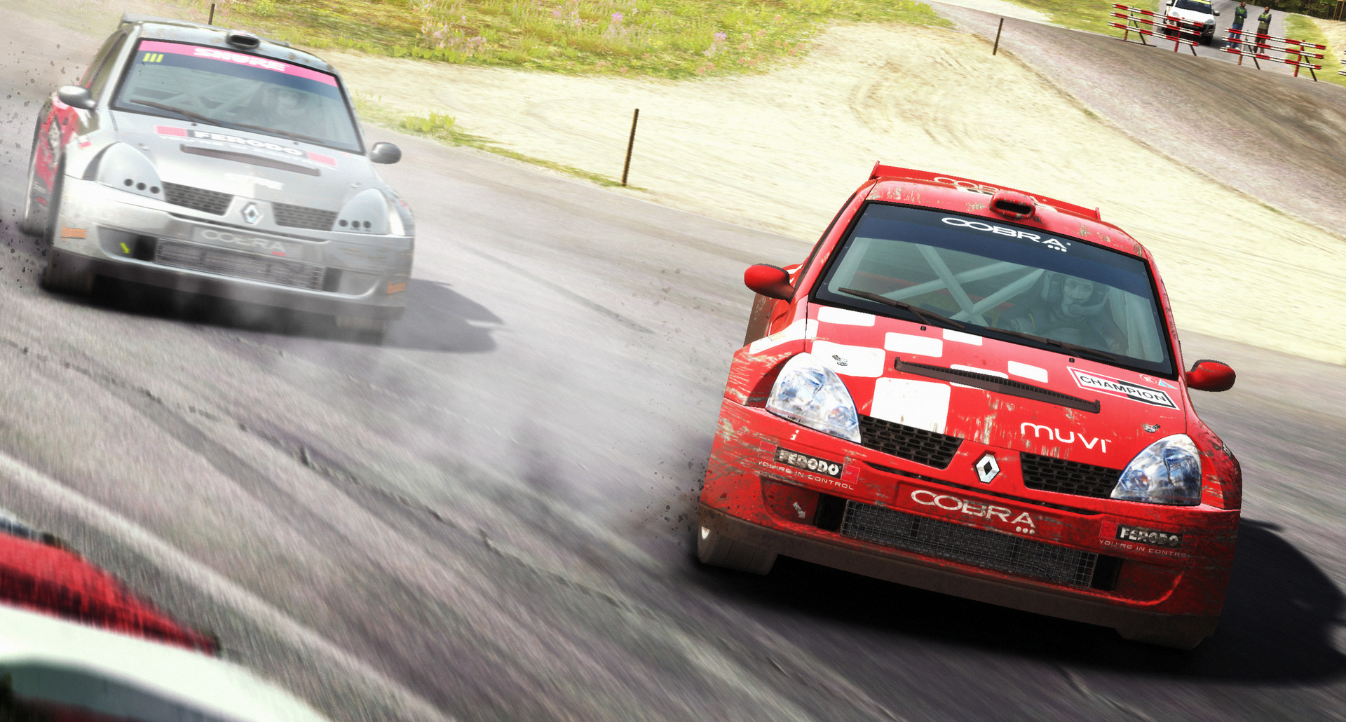 Trailer o multiplayeru v DiRT Rally 121050