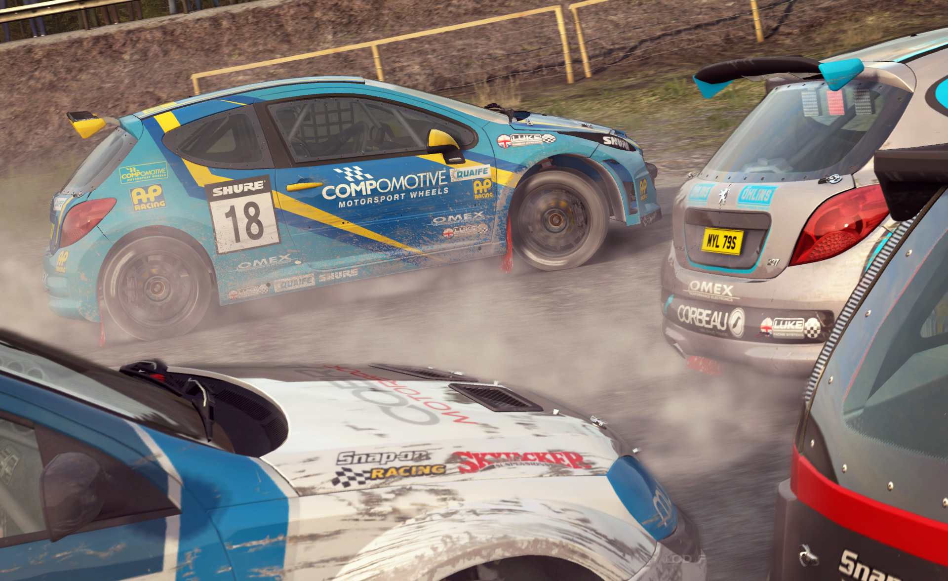 Trailer o multiplayeru v DiRT Rally 121055