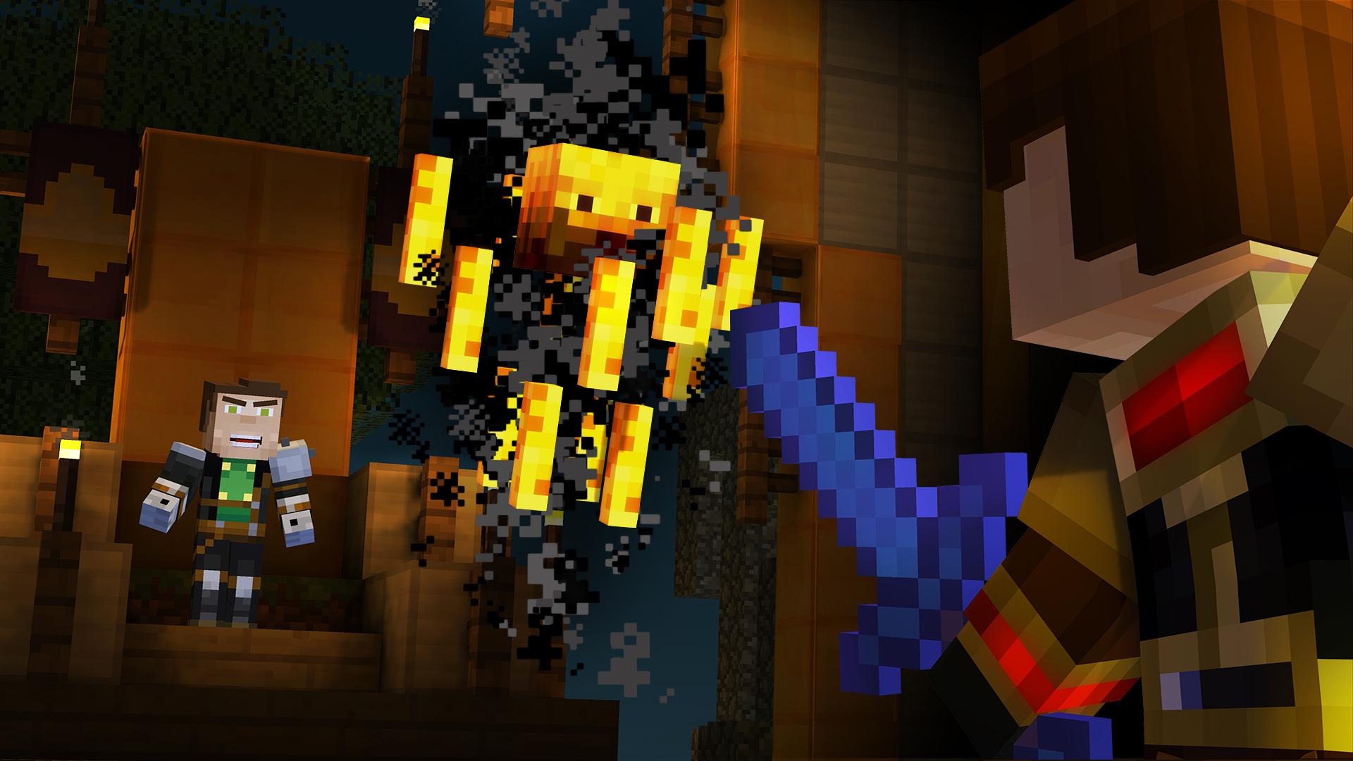 Minecraft: Story Mode pátou epizodou nekončí 121261
