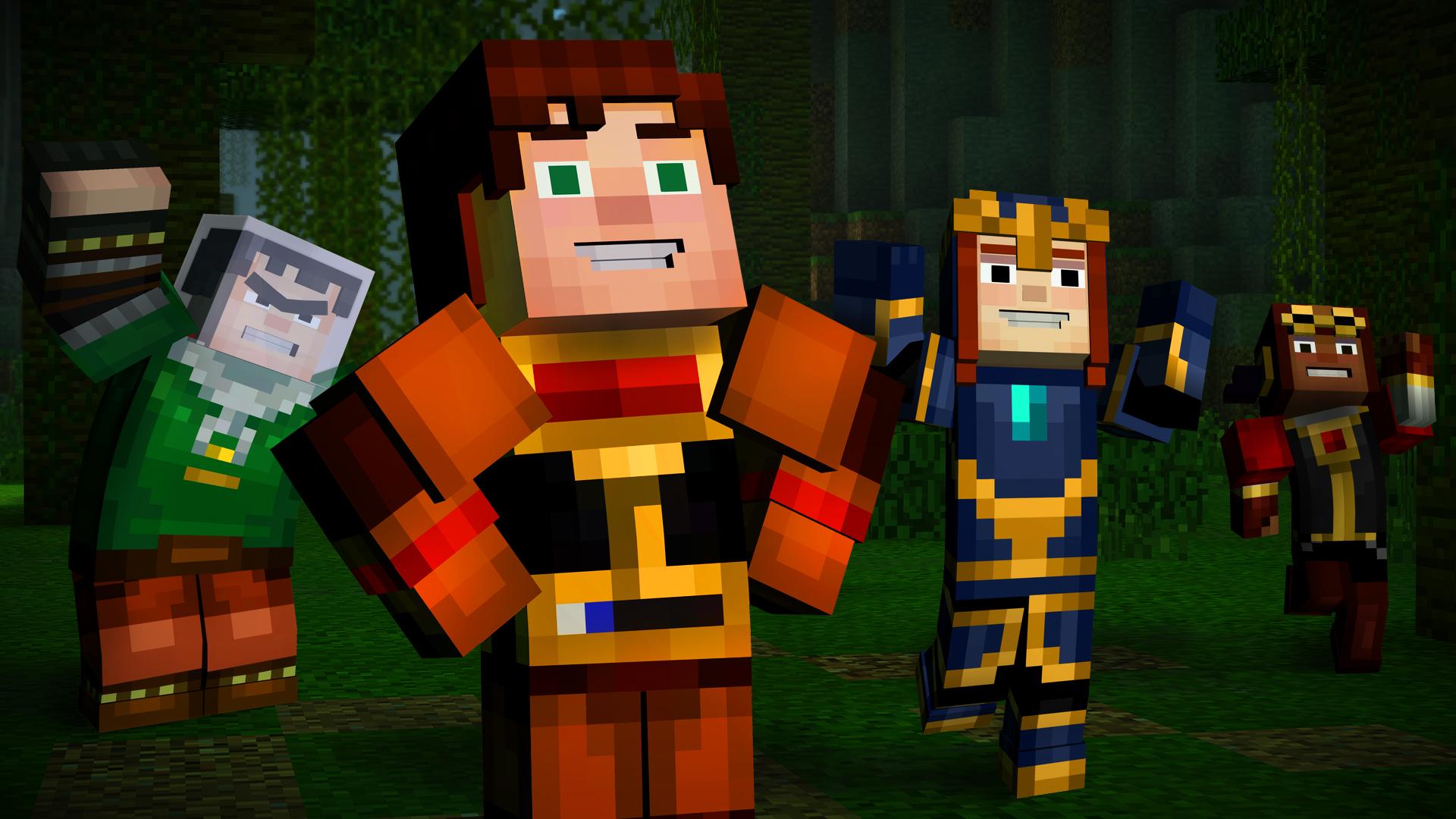 Minecraft: Story Mode pátou epizodou nekončí 121263