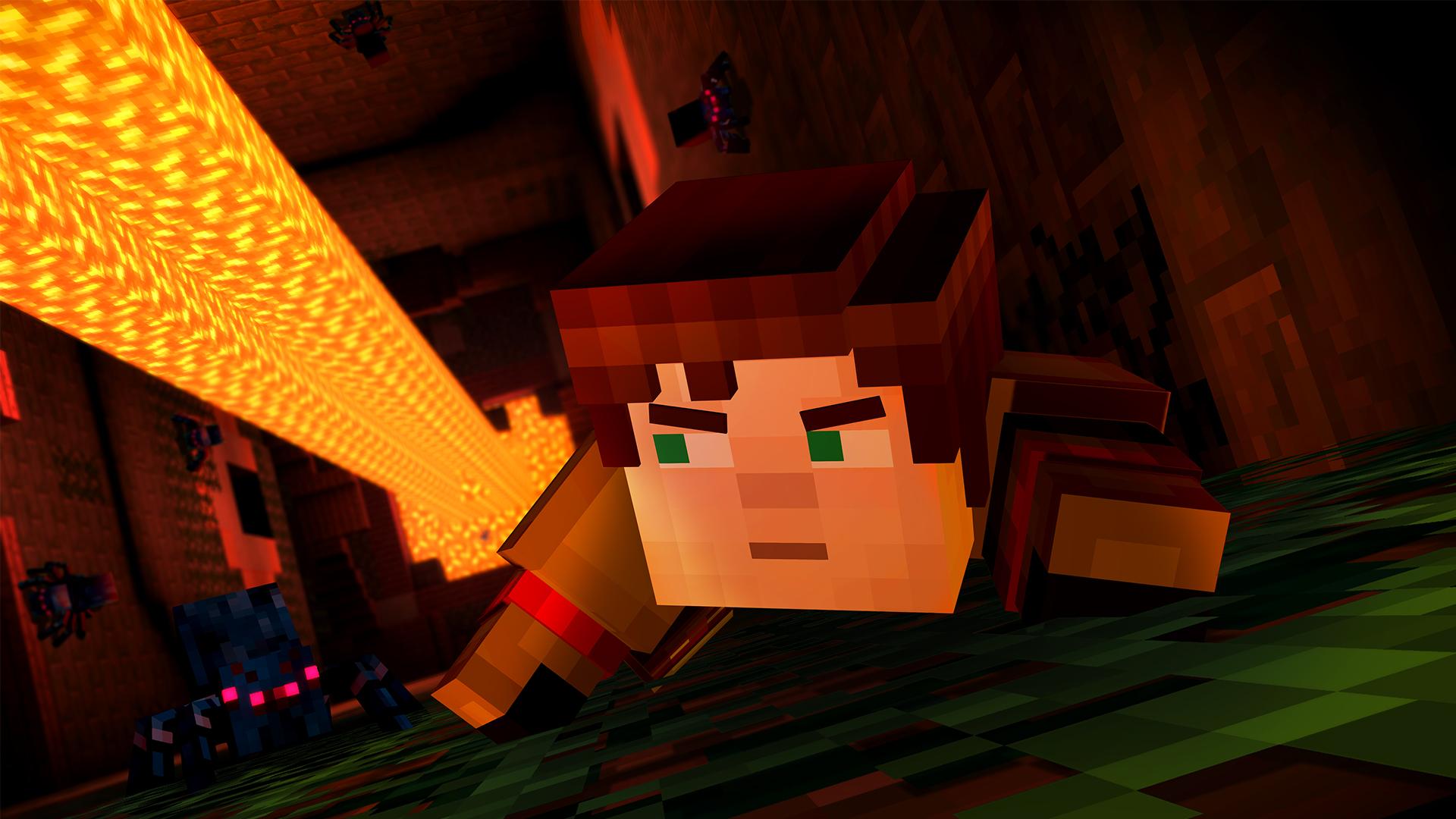 Minecraft: Story Mode pátou epizodou nekončí 121265