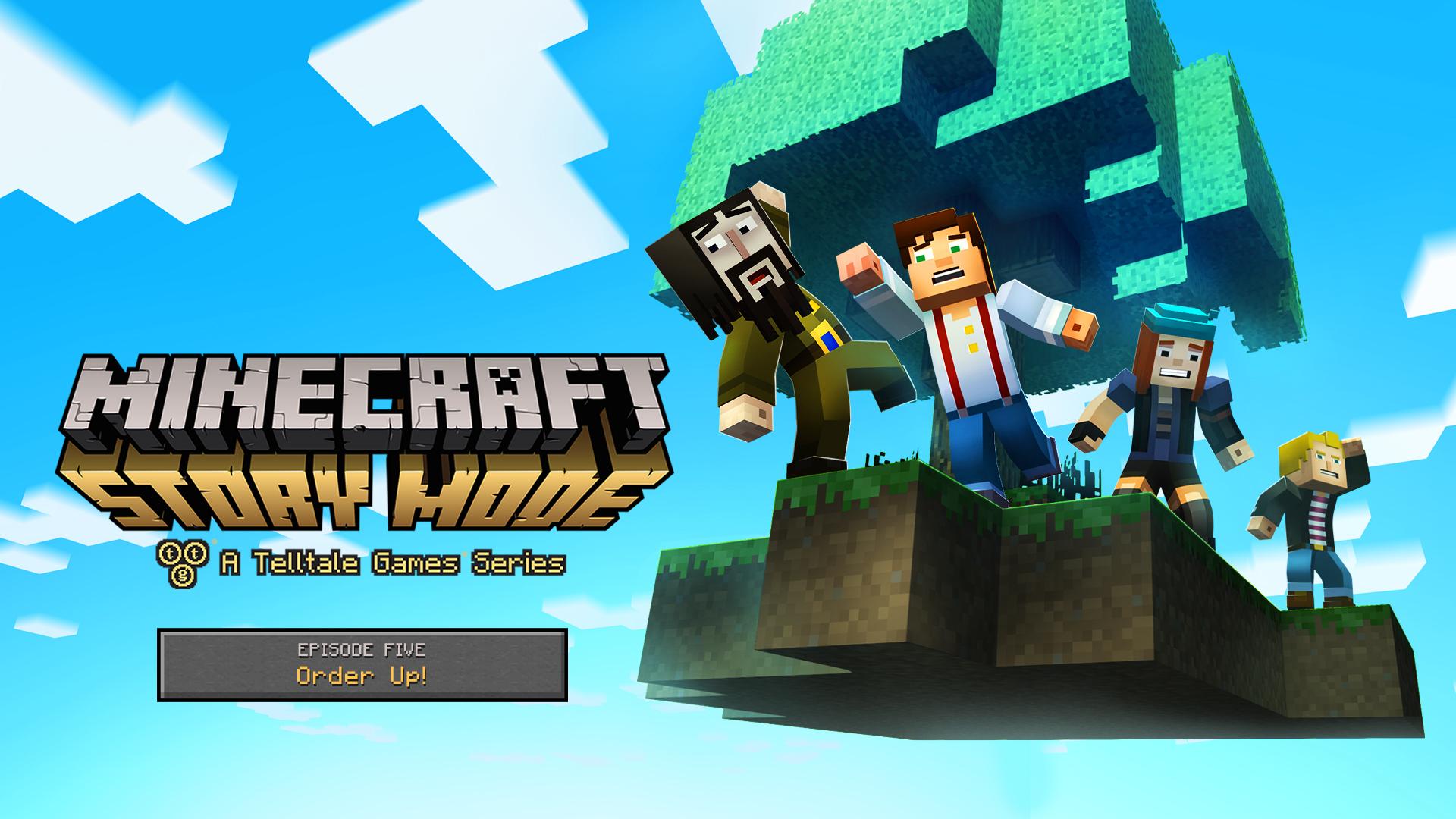 Minecraft: Story Mode pátou epizodou nekončí 121266