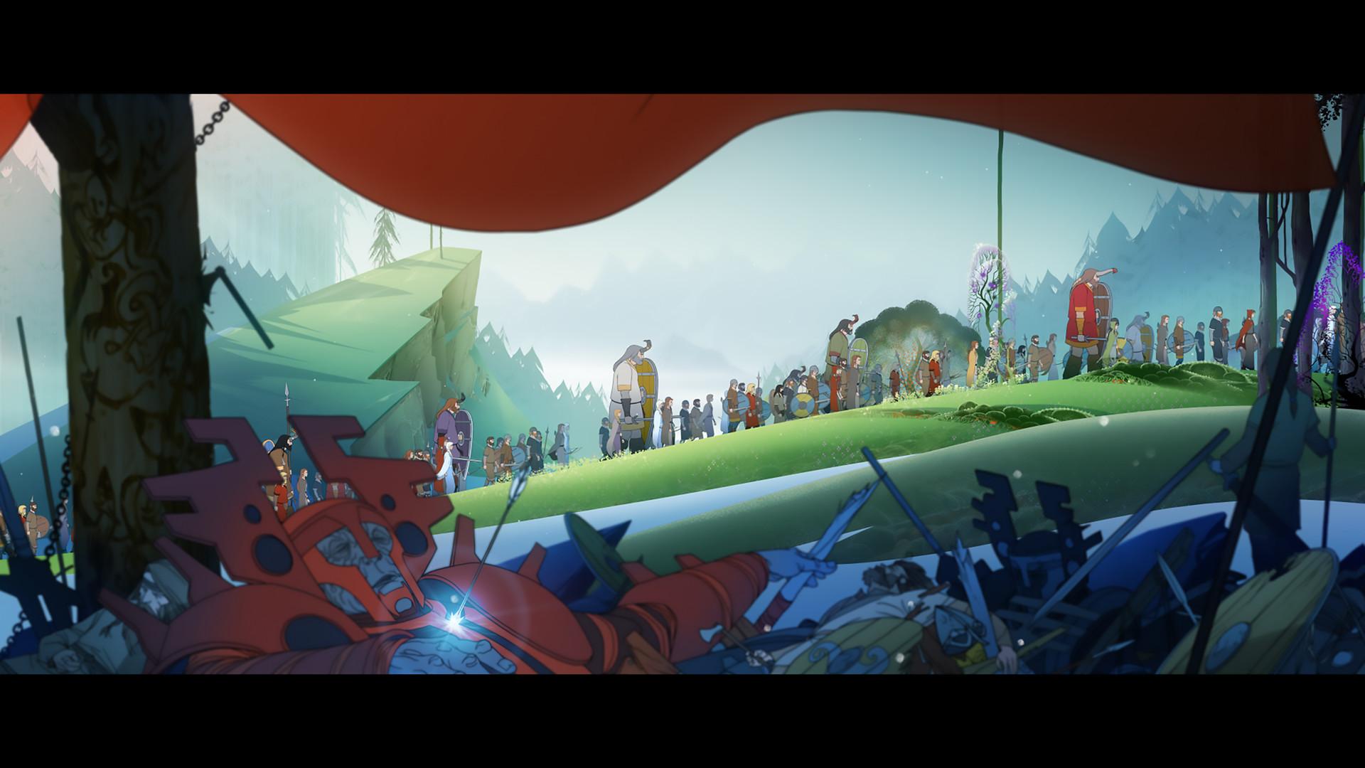 The Banner Saga 2 vyjde 19. dubna 121349