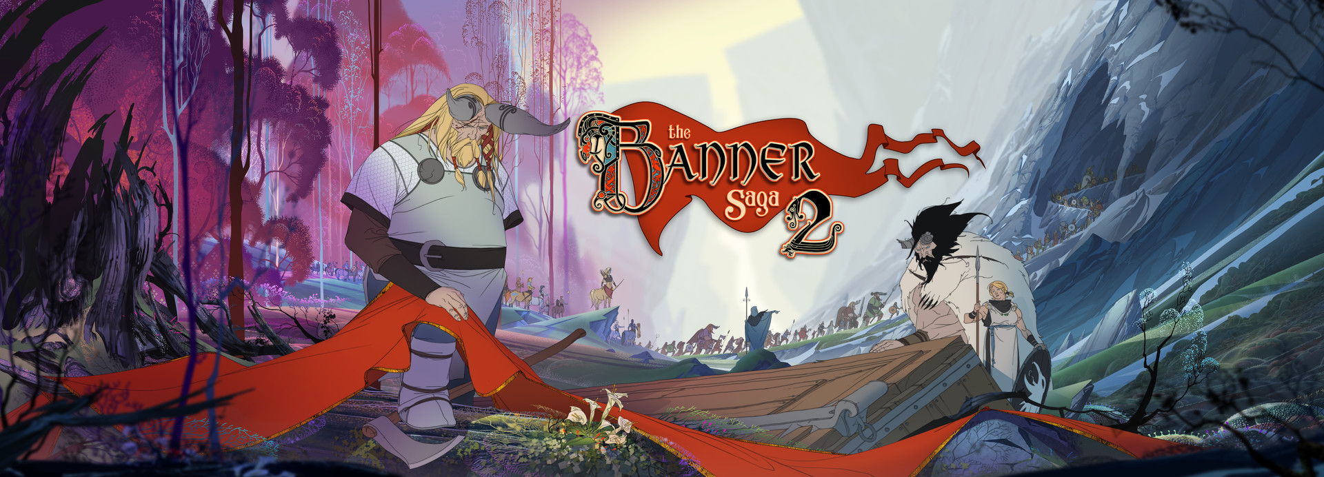 The Banner Saga 2 vyjde 19. dubna 121351