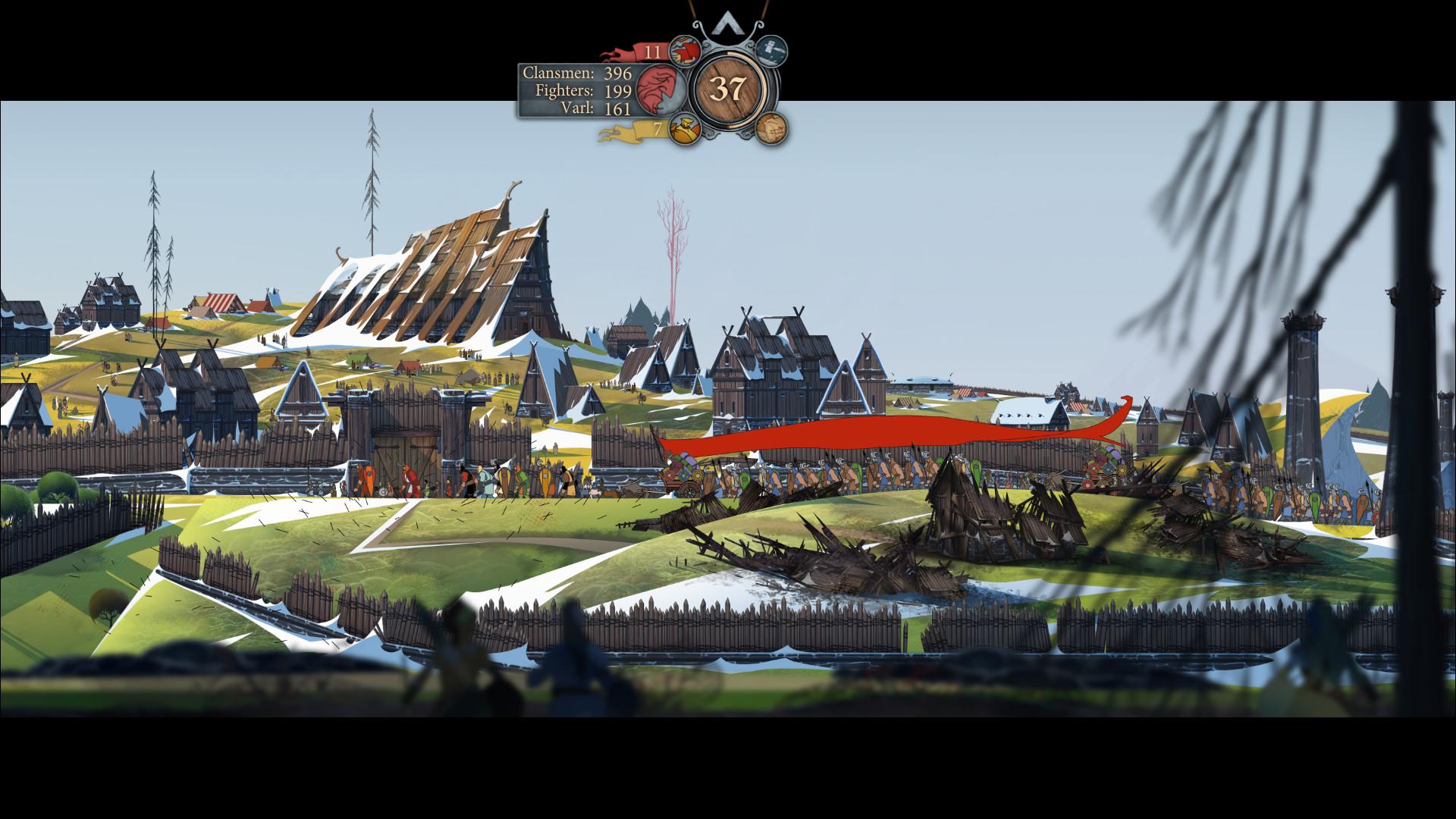 The Banner Saga 2 vyjde 19. dubna 121362