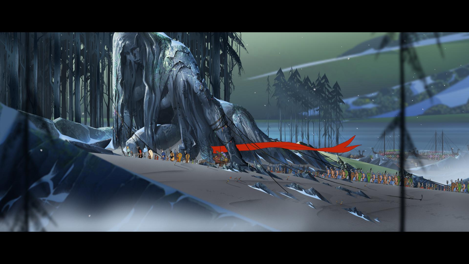 The Banner Saga 2 vyjde 19. dubna 121364