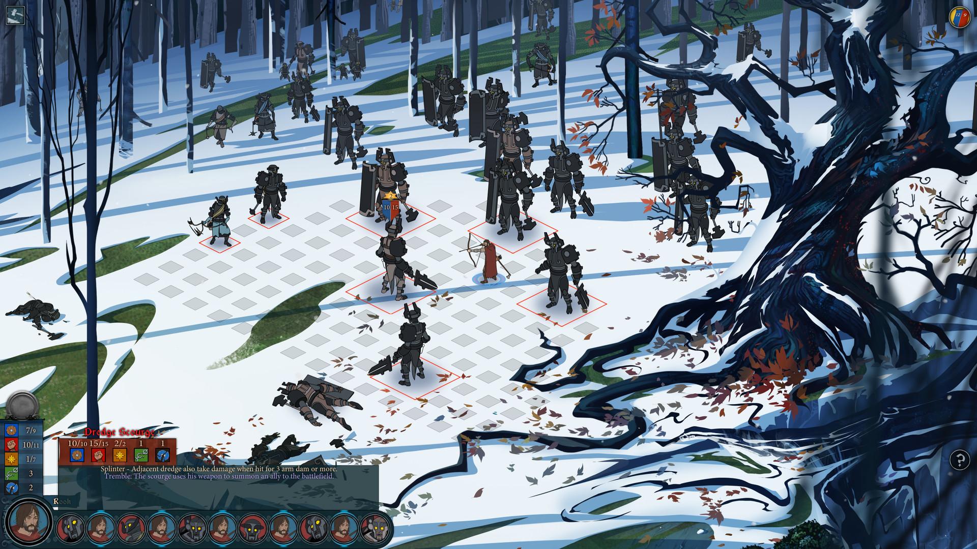 The Banner Saga 2 vyjde 19. dubna 121368