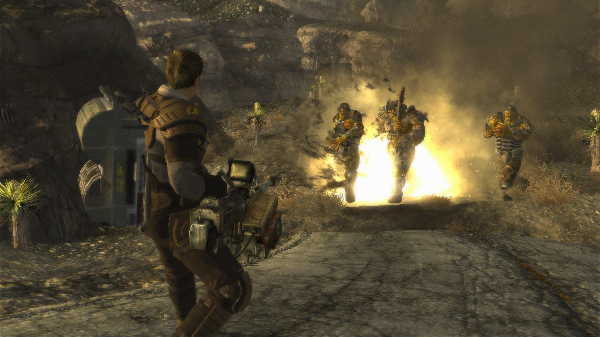 Fallout: New Vegas - vtáhne do města hazardu a naservíruje kupu lákadel 12141