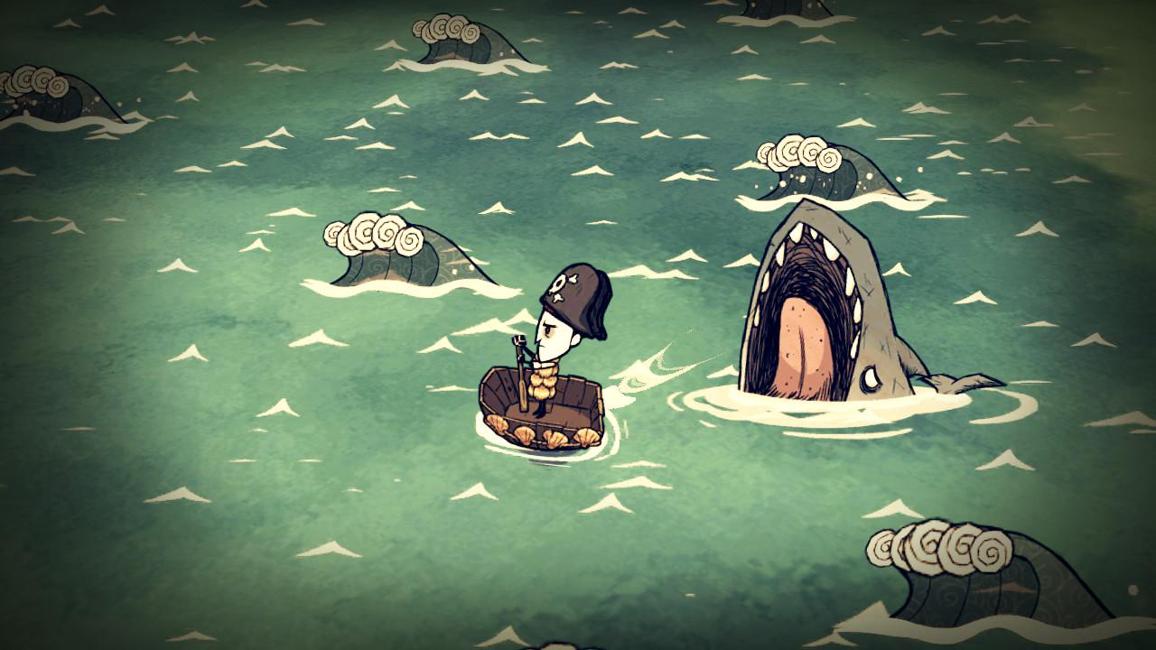 Don't Starve: Shipwrecked bude dokončeno 31. března 121489