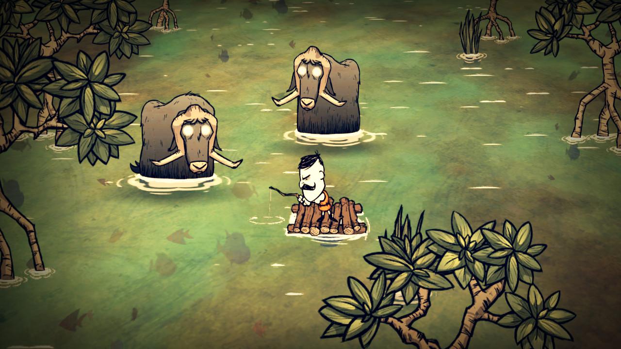 Don't Starve: Shipwrecked bude dokončeno 31. března 121490