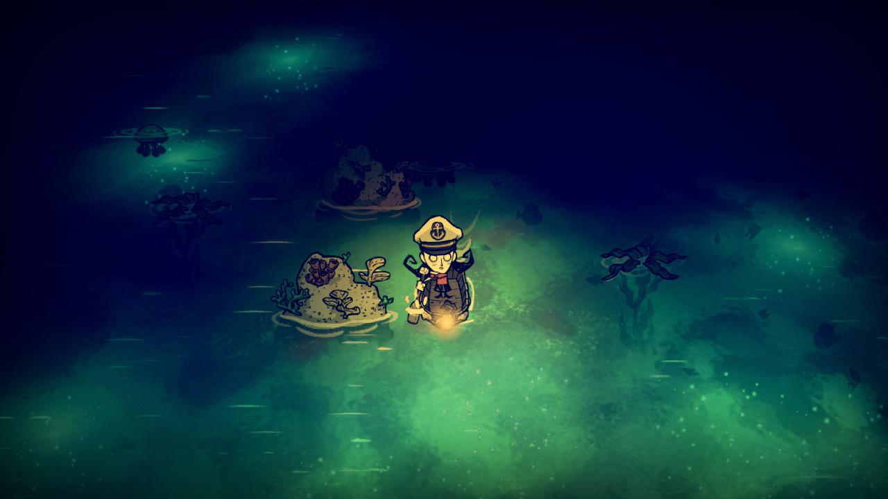 Don't Starve: Shipwrecked bude dokončeno 31. března 121491