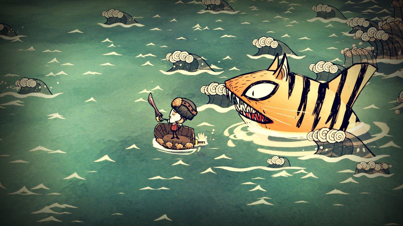 Don't Starve: Shipwrecked bude dokončeno 31. března 121500