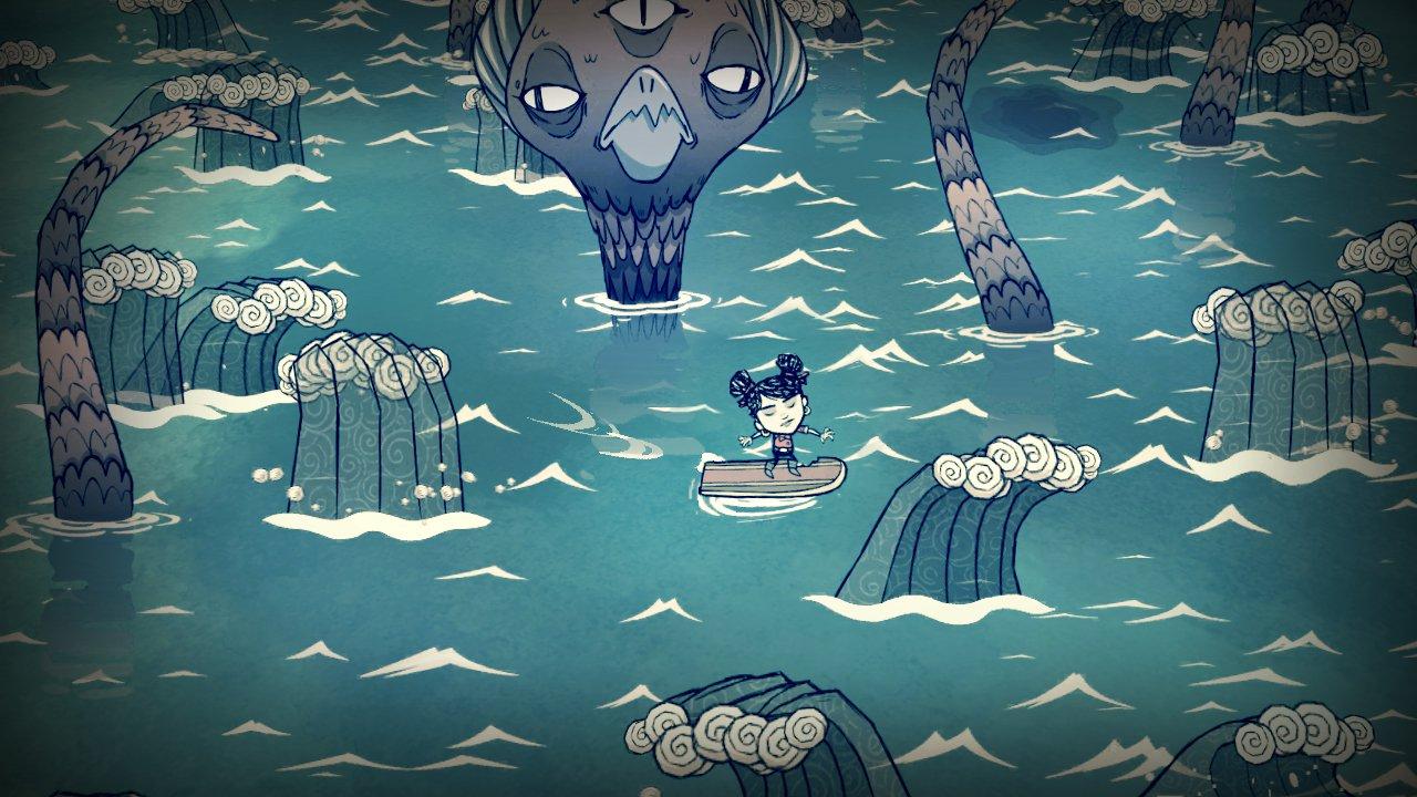 Don't Starve: Shipwrecked bude dokončeno 31. března 121502