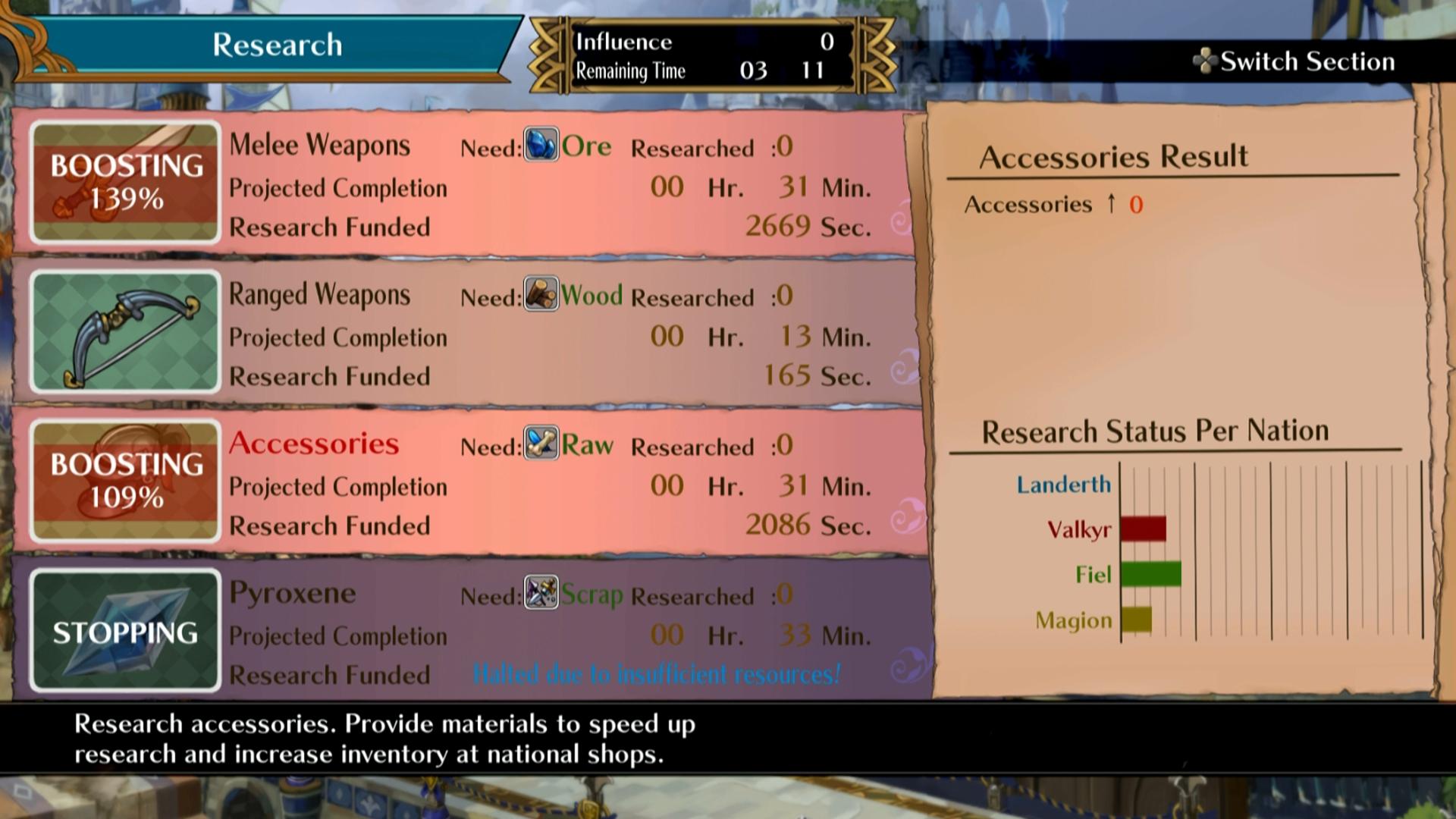 Bojový systém Grand Kingdom a nové screenshoty 121505