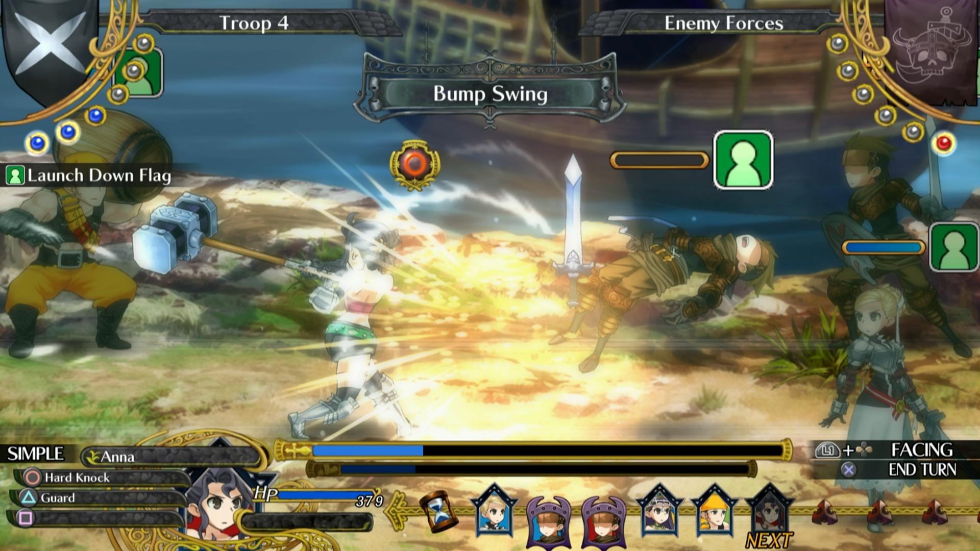 Bojový systém Grand Kingdom a nové screenshoty 121509