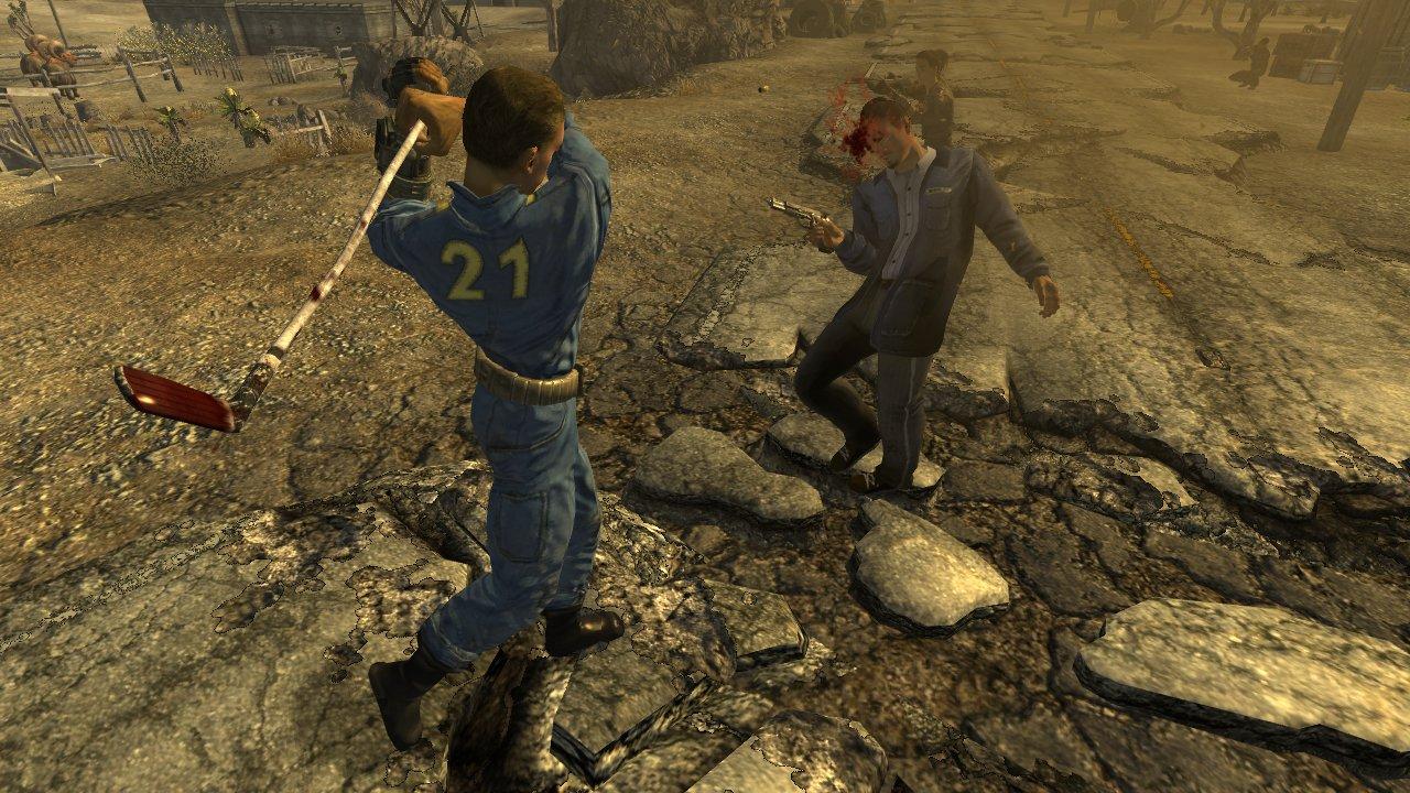 Fallout: New Vegas - vtáhne do města hazardu a naservíruje kupu lákadel 12151