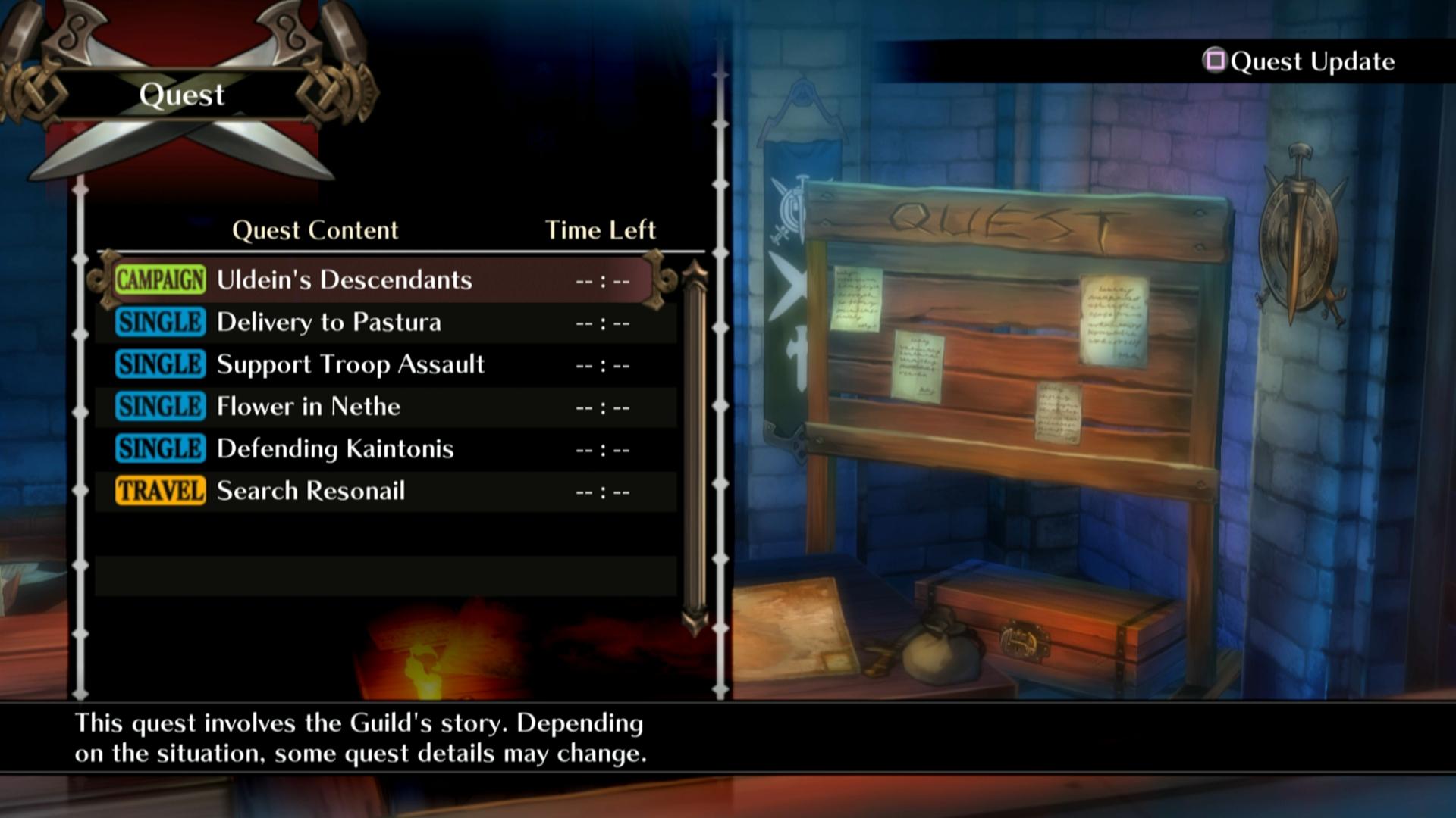 Bojový systém Grand Kingdom a nové screenshoty 121514