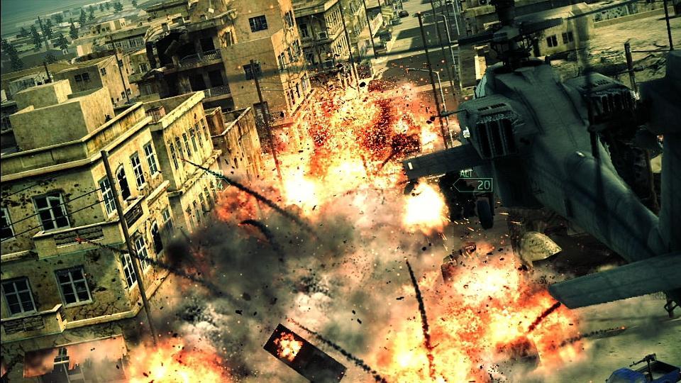 První galerie z Ace Combat: Assault Horizon 12157