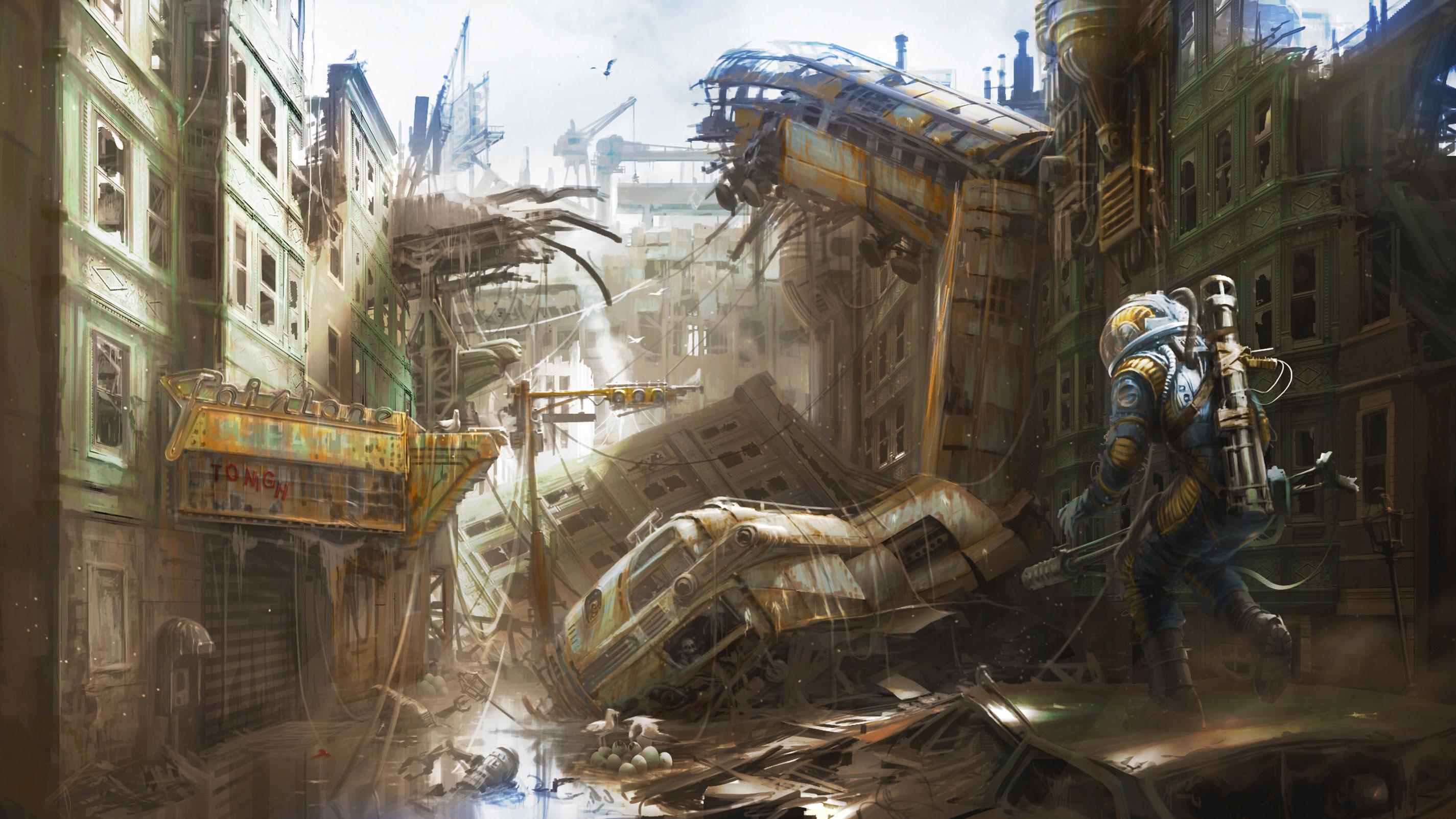 Bethesda přibližuje překopaný Survival režim ve Falloutu 4 121572