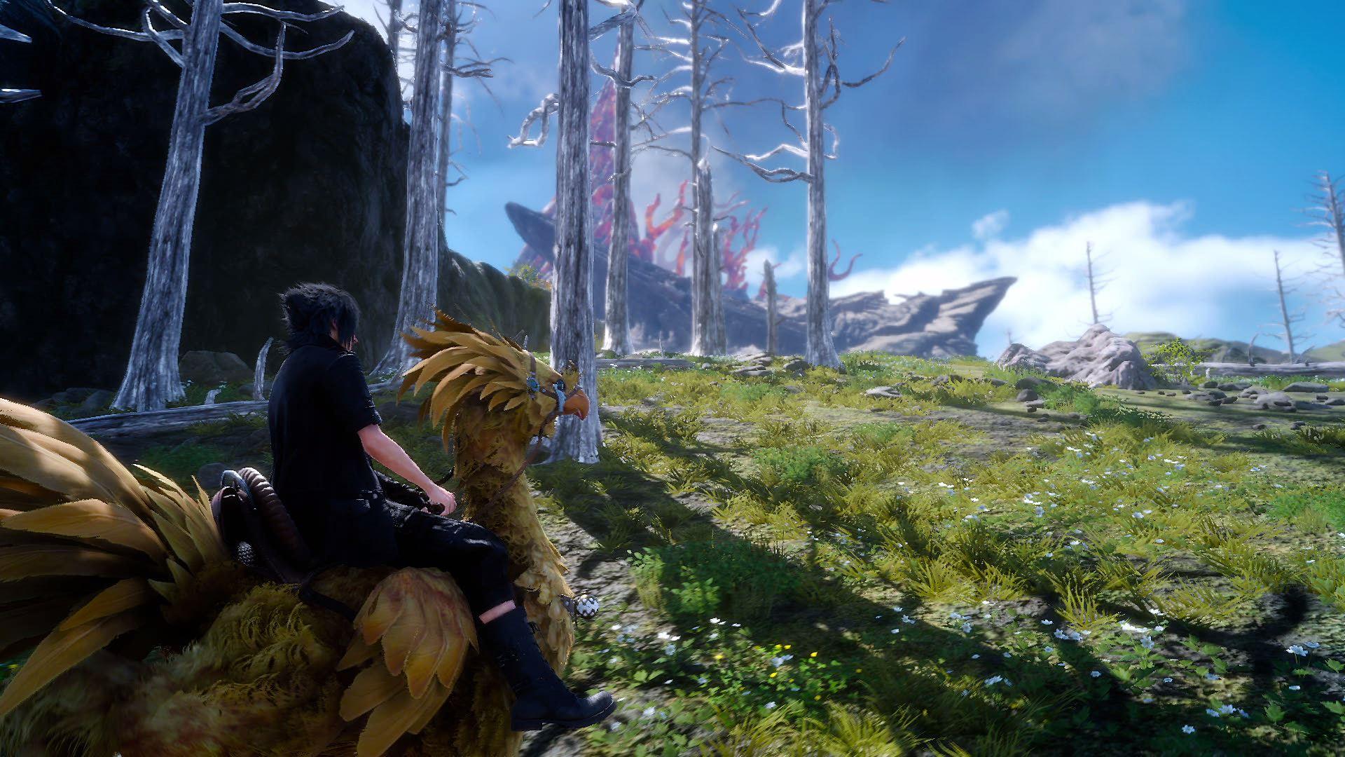 Datum vydání Final Fantasy XV oficiálně a mnoho dalšího 121629