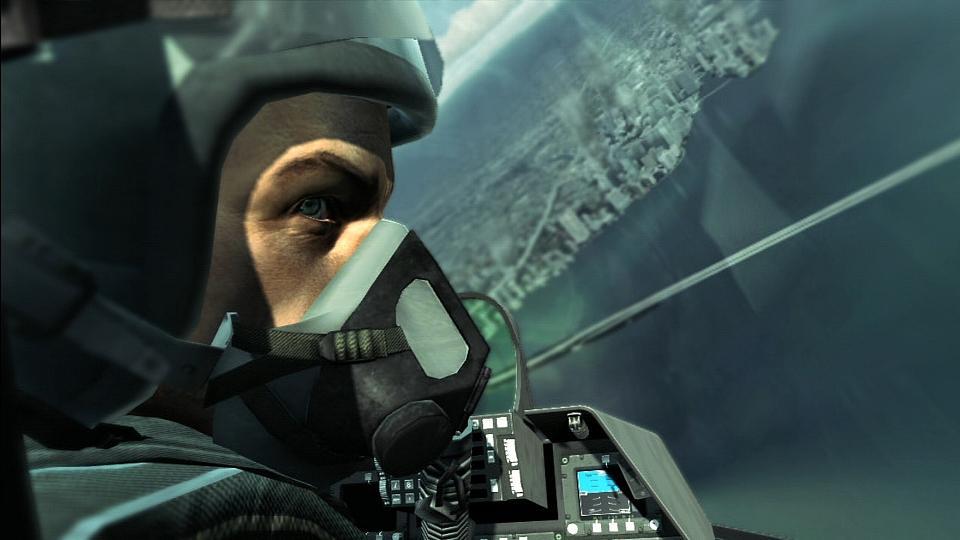 První galerie z Ace Combat: Assault Horizon 12163