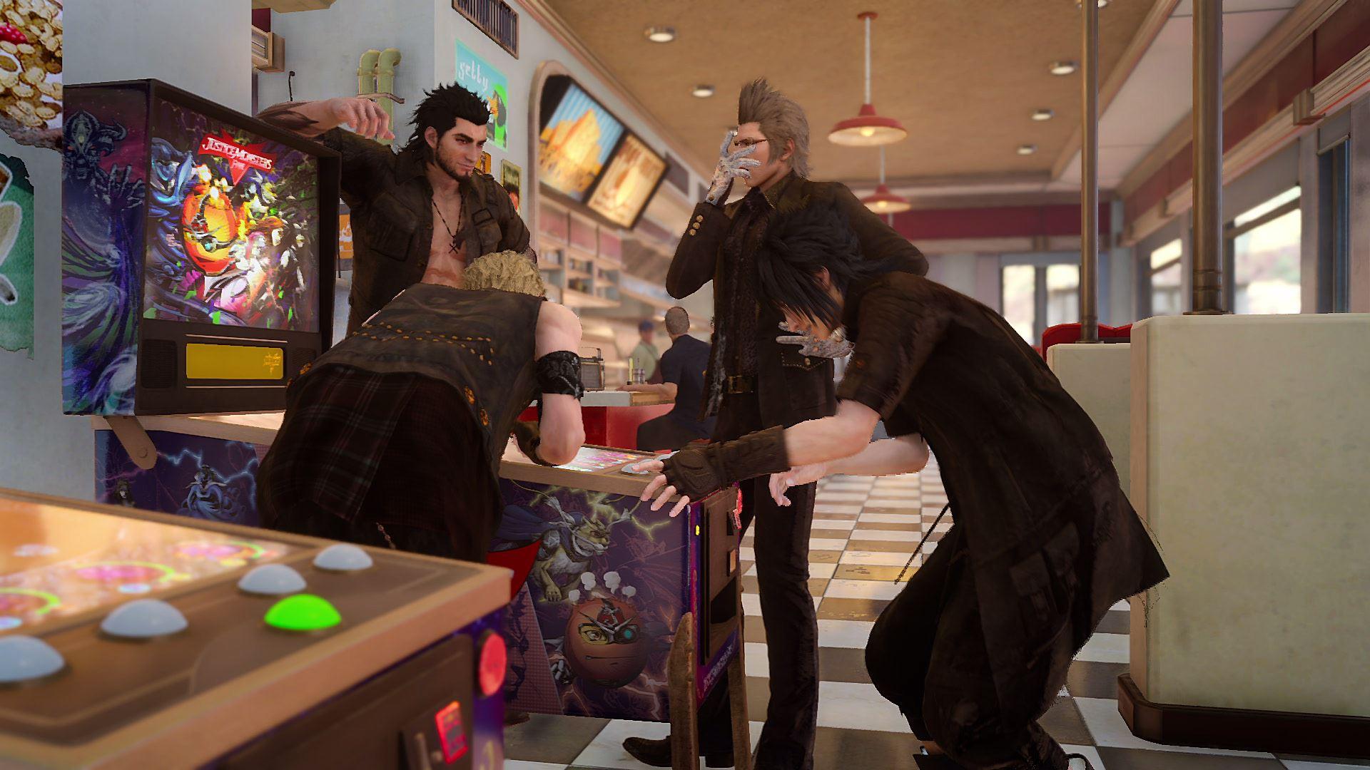 Datum vydání Final Fantasy XV oficiálně a mnoho dalšího 121640