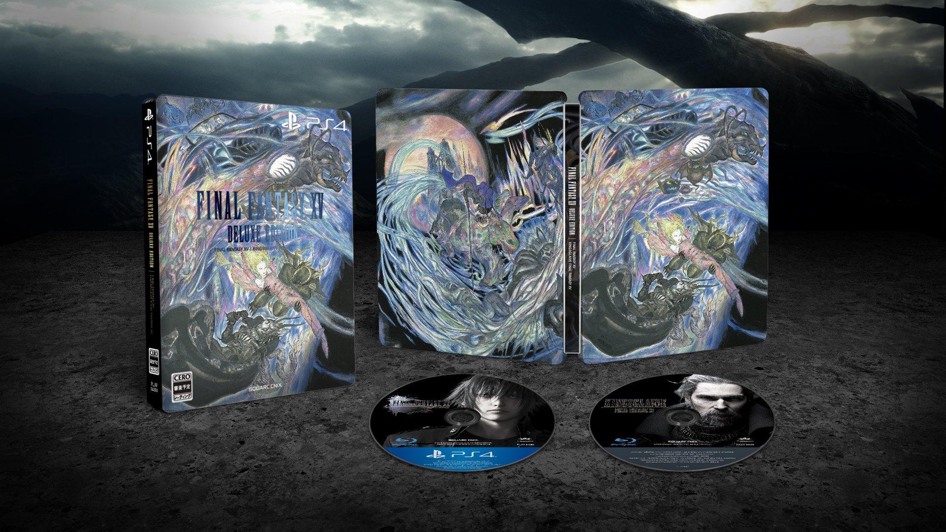 Datum vydání Final Fantasy XV oficiálně a mnoho dalšího 121645