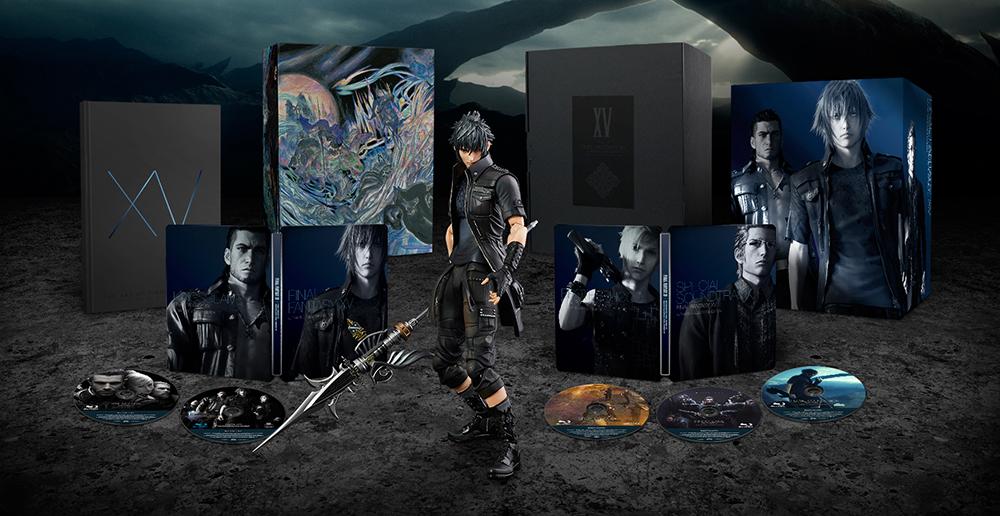 Datum vydání Final Fantasy XV oficiálně a mnoho dalšího 121646