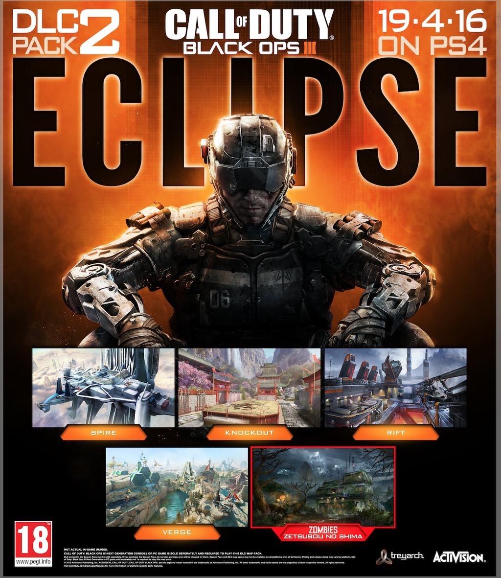 Seznámení s mapou Rift do Call of Duty: Black Ops 3 121647