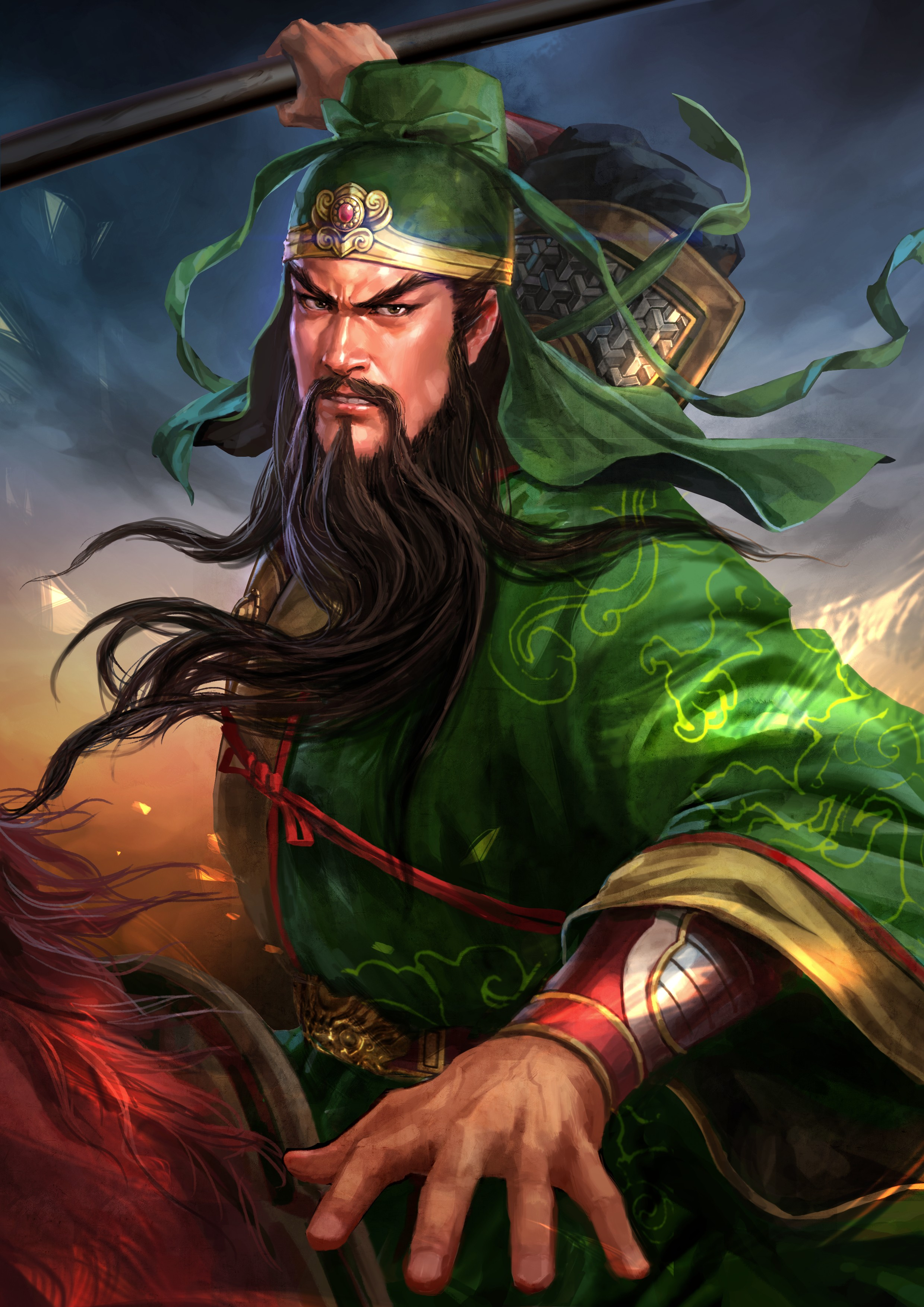 Romance of the Three Kingdoms XIII v červenci na PS4 a PC 121731