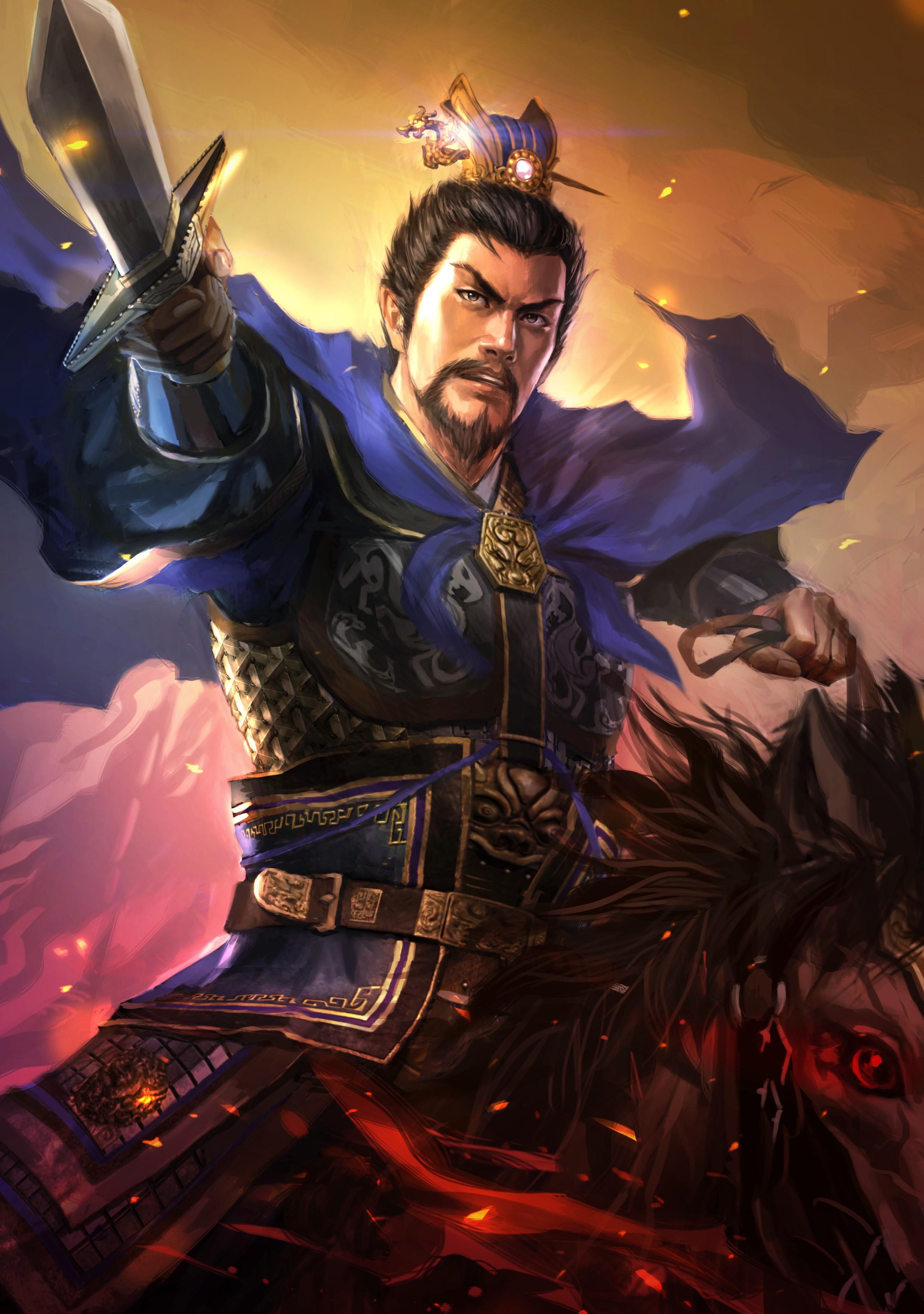 Romance of the Three Kingdoms XIII v červenci na PS4 a PC 121739