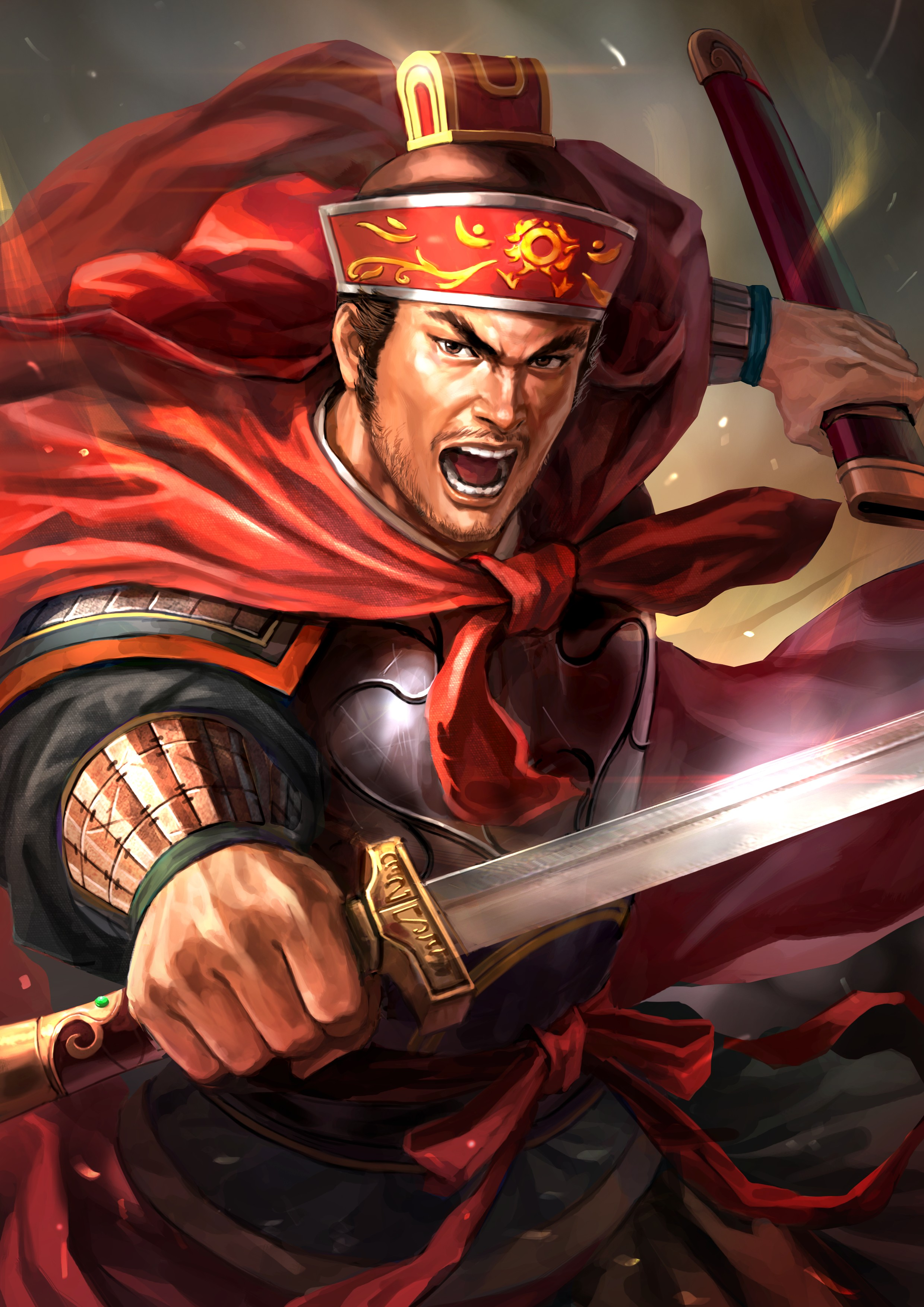 Romance of the Three Kingdoms XIII v červenci na PS4 a PC 121741