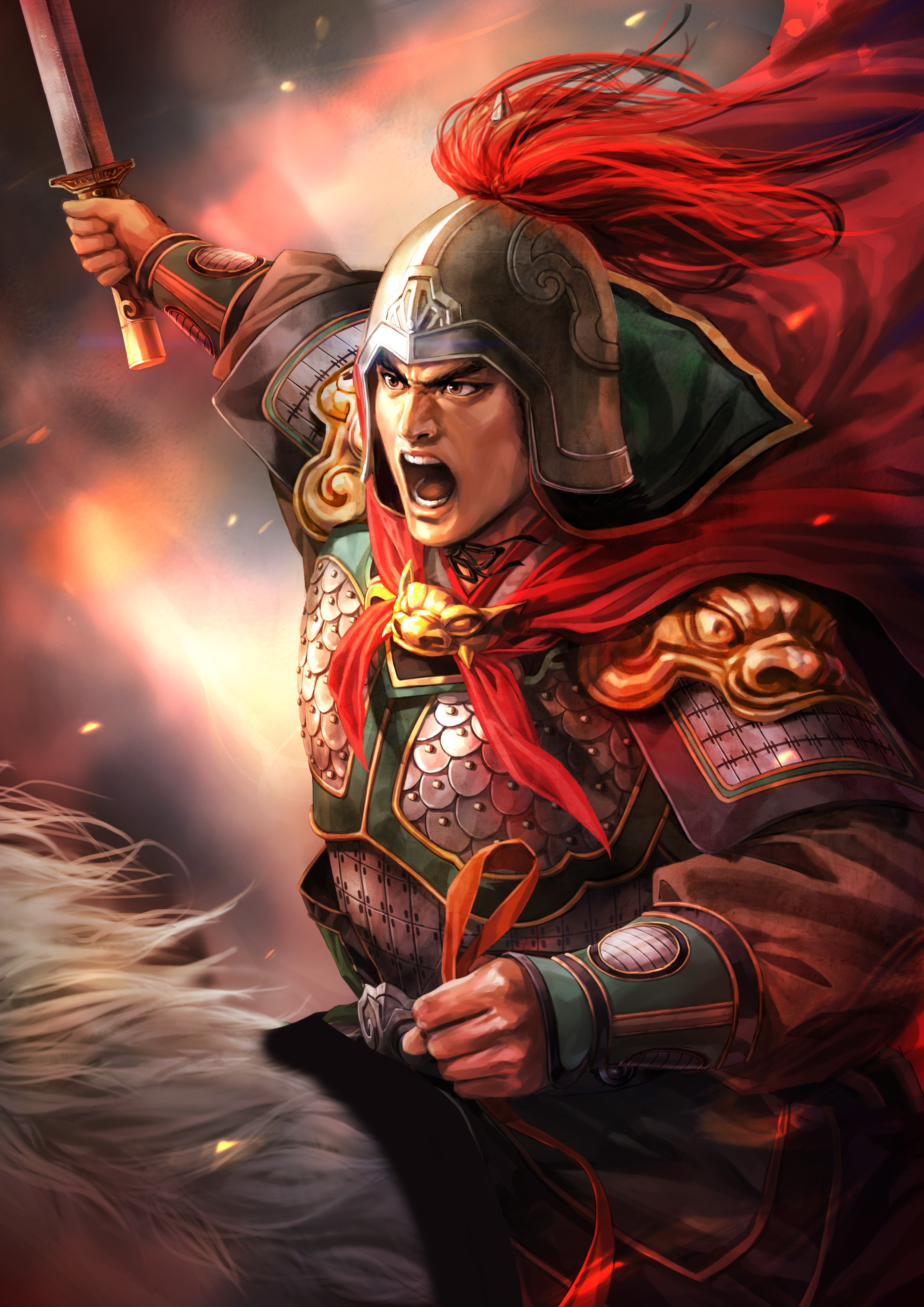 Romance of the Three Kingdoms XIII v červenci na PS4 a PC 121743