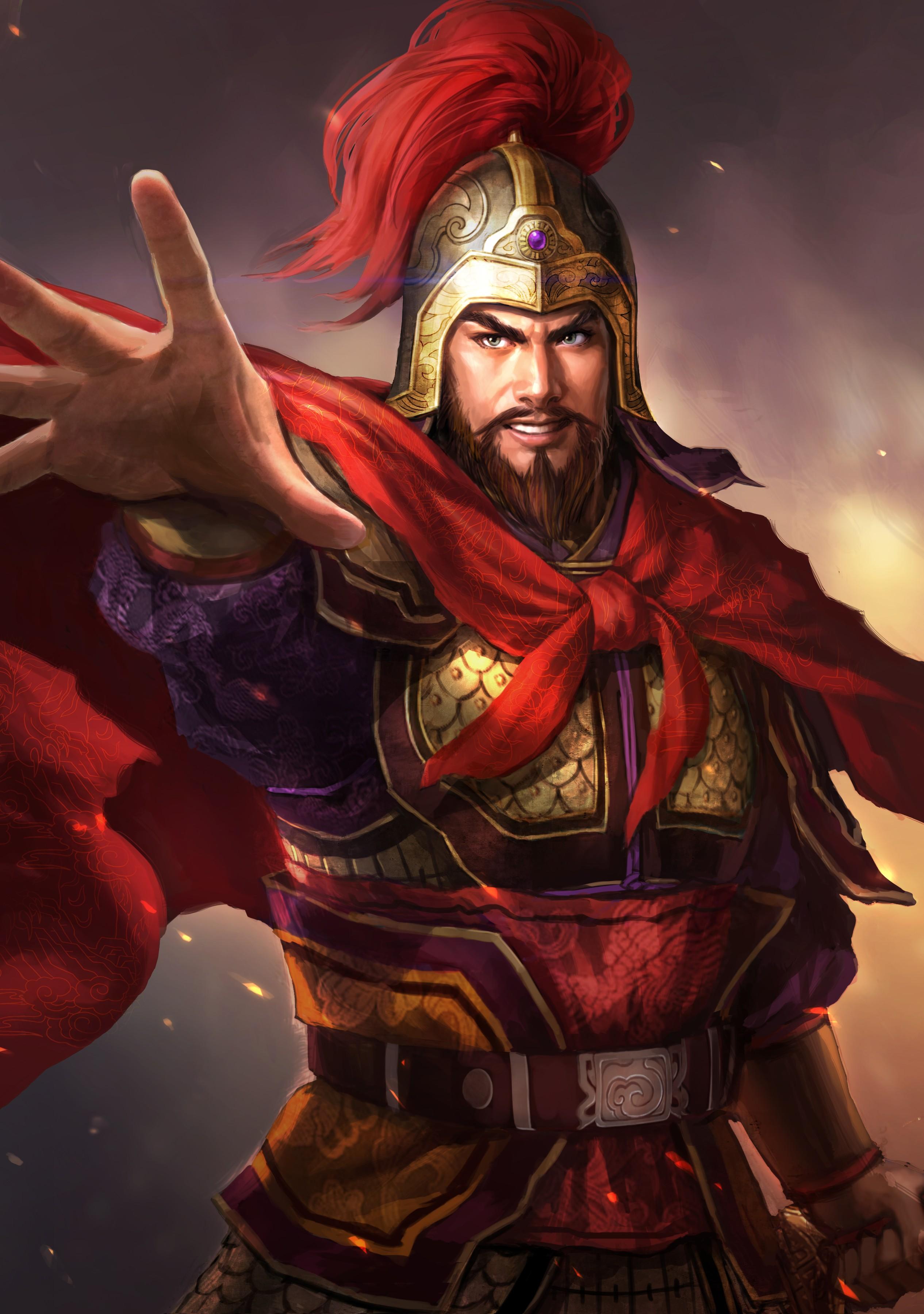 Romance of the Three Kingdoms XIII v červenci na PS4 a PC 121745